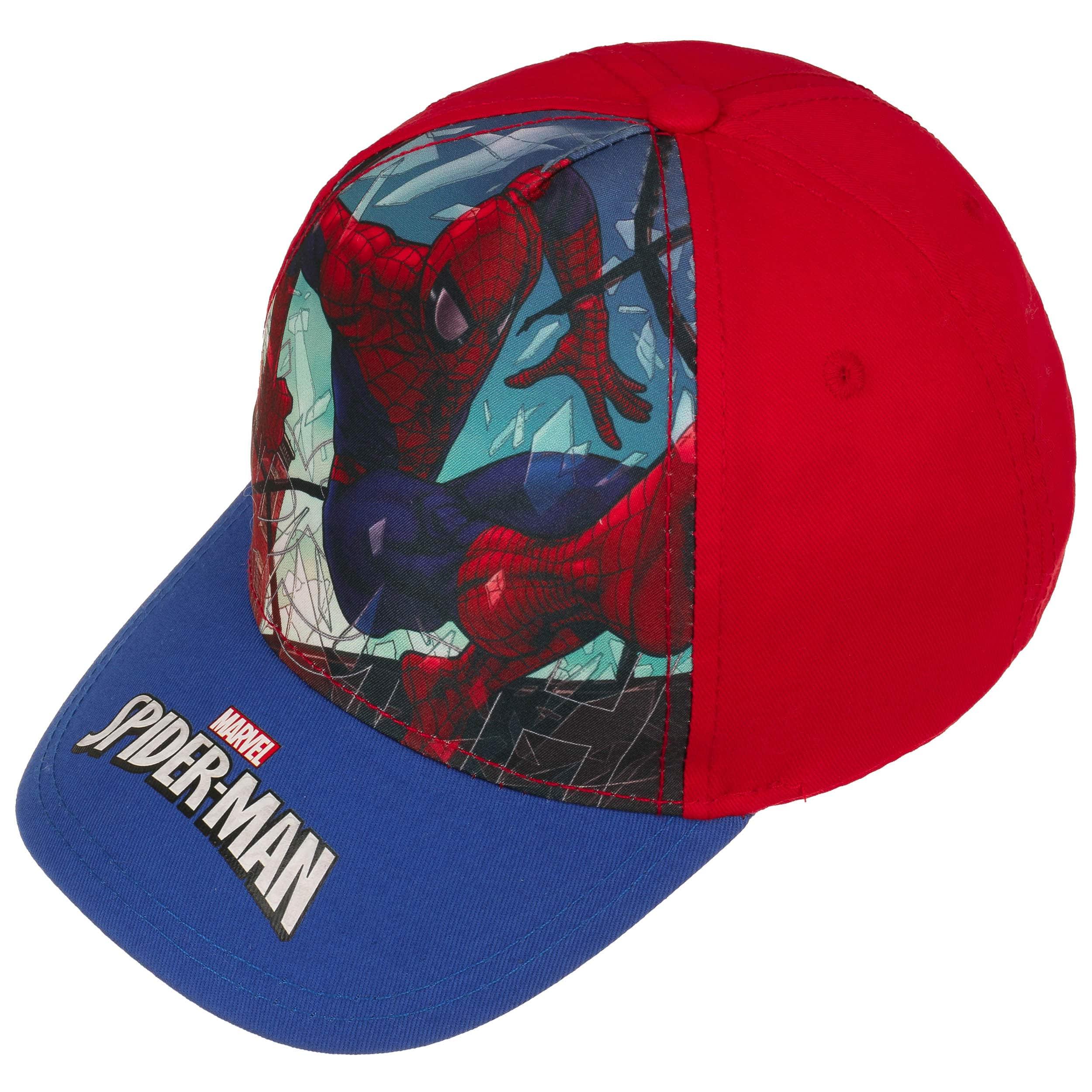 Spiderman Kids Baseball Cap - red 1 ... c75d62be6d5
