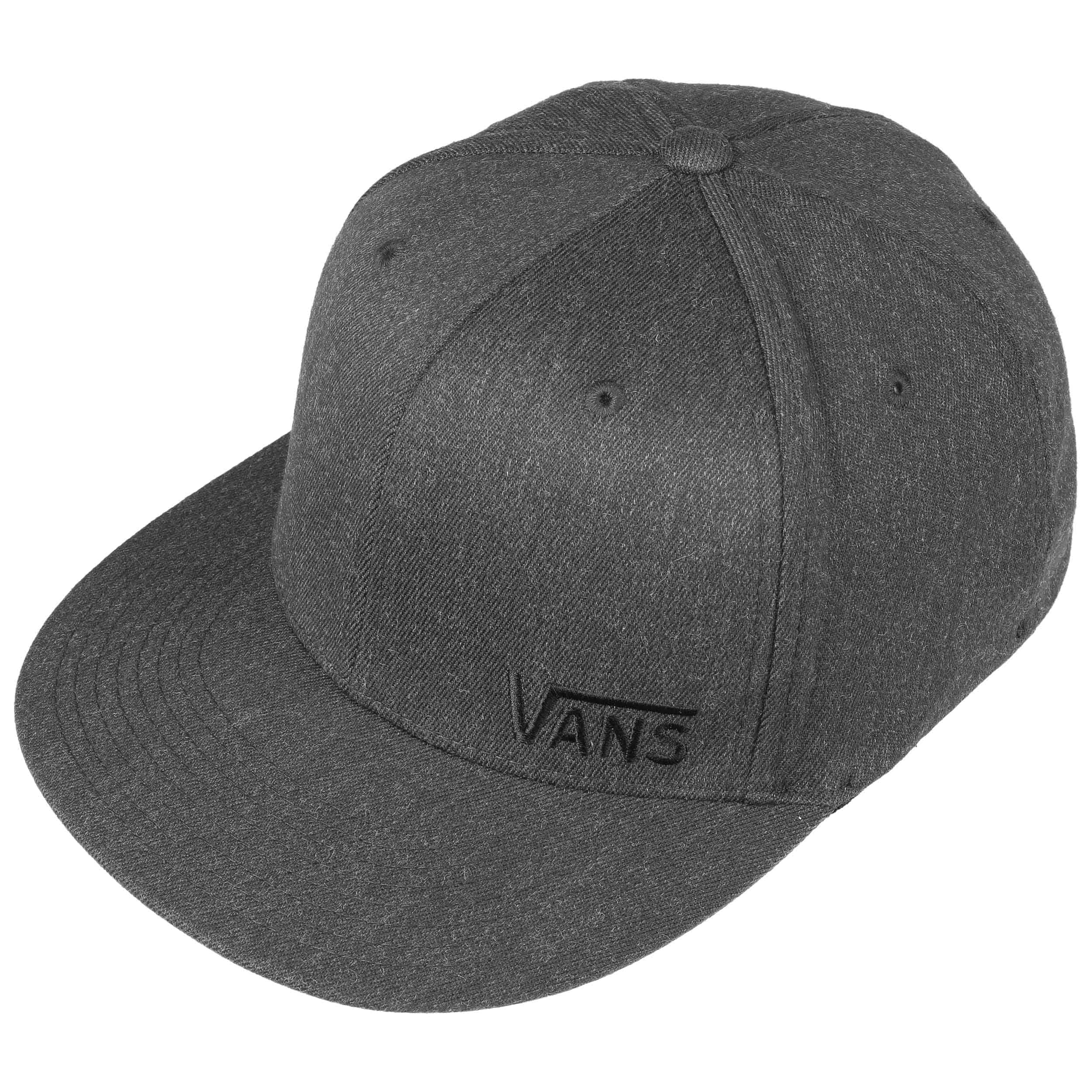 381425cd3dc ... Splitz Flexfit Cap by Vans - dark grey 1 ...