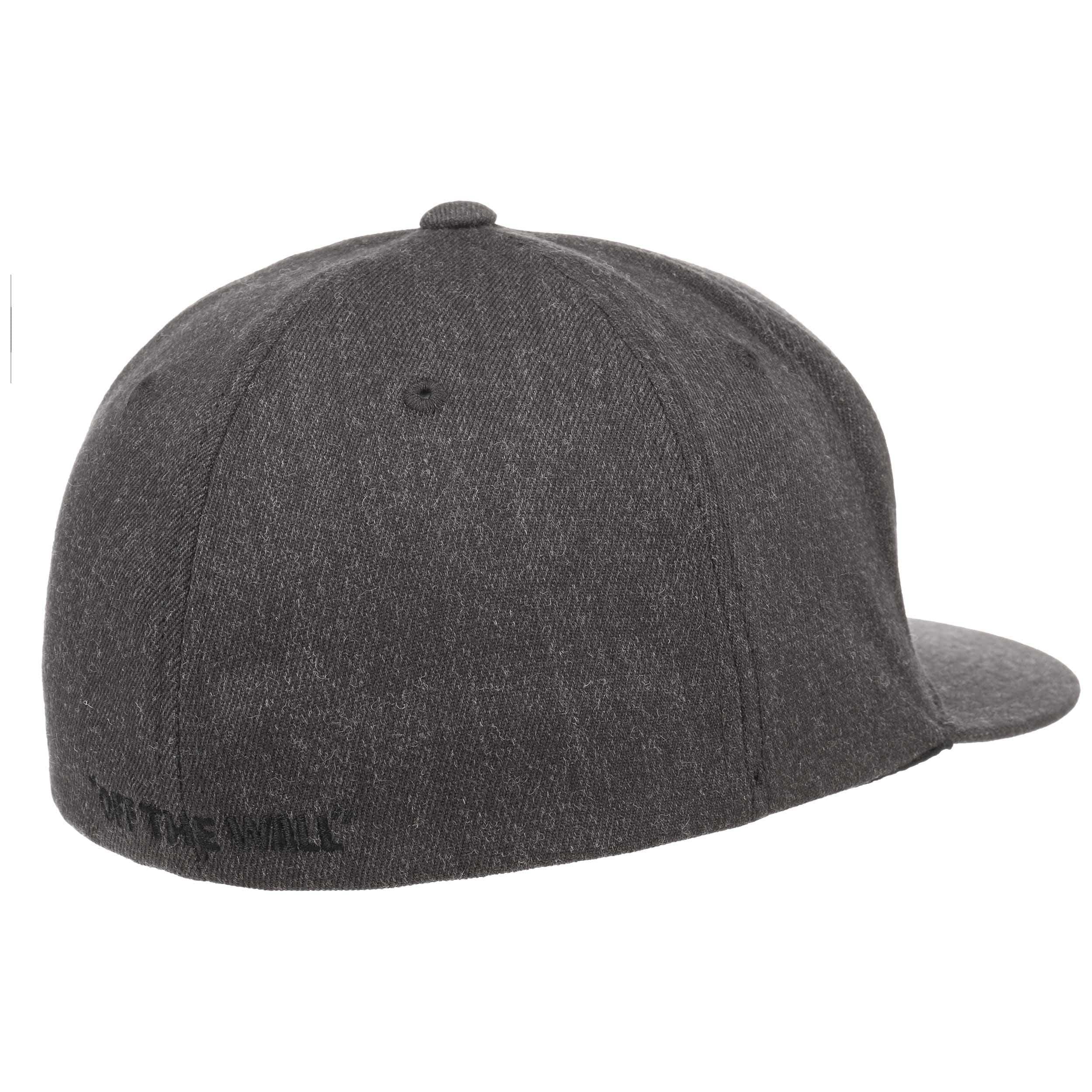 4272c806742 ... Splitz Flexfit Cap by Vans - dark grey 3 ...