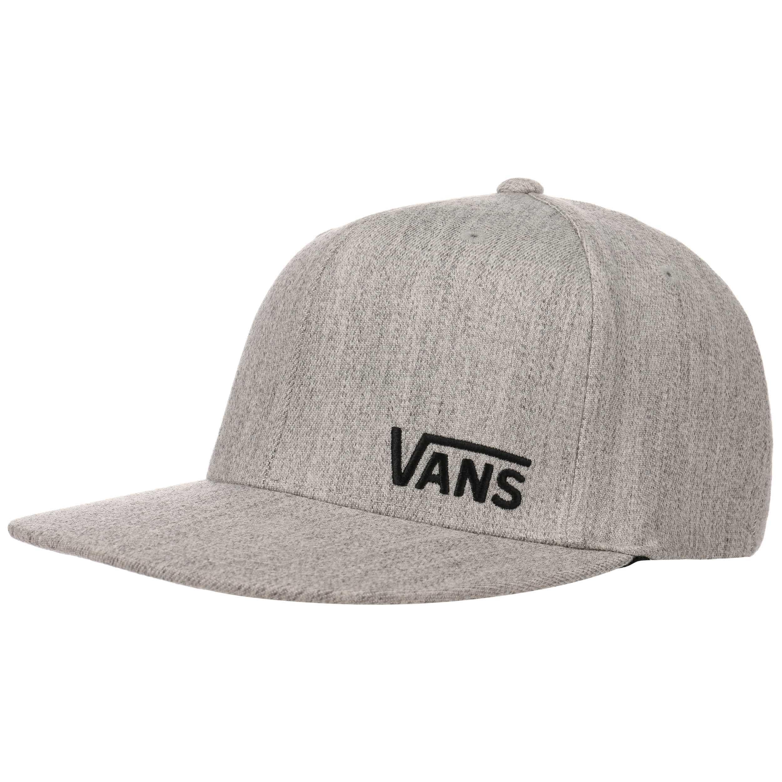 ... Splitz Flexfit Cap by Vans - light grey 5 ... 2d6f36031c2