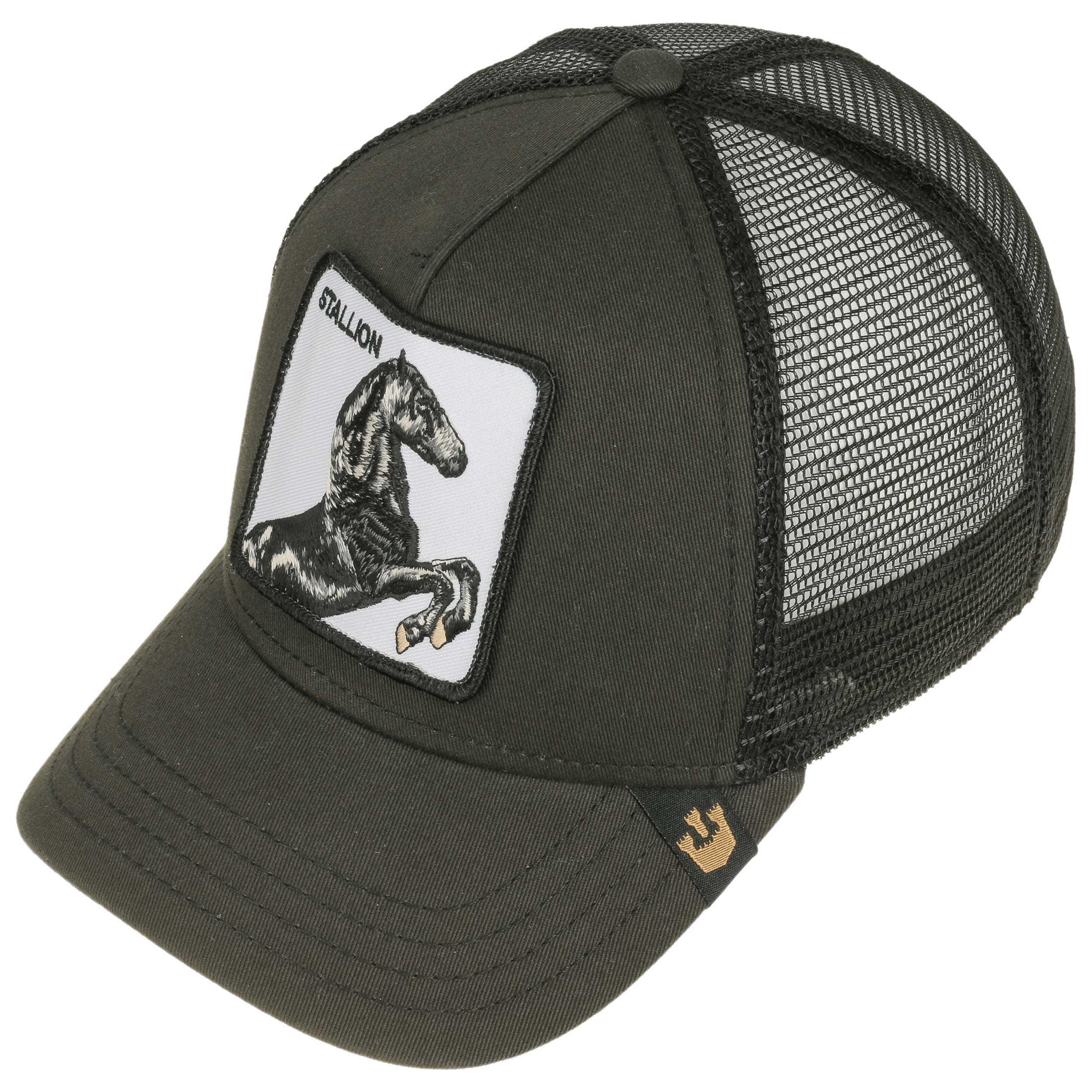 Stallion Trucker Cap by Goorin Bros. 40633b8f887
