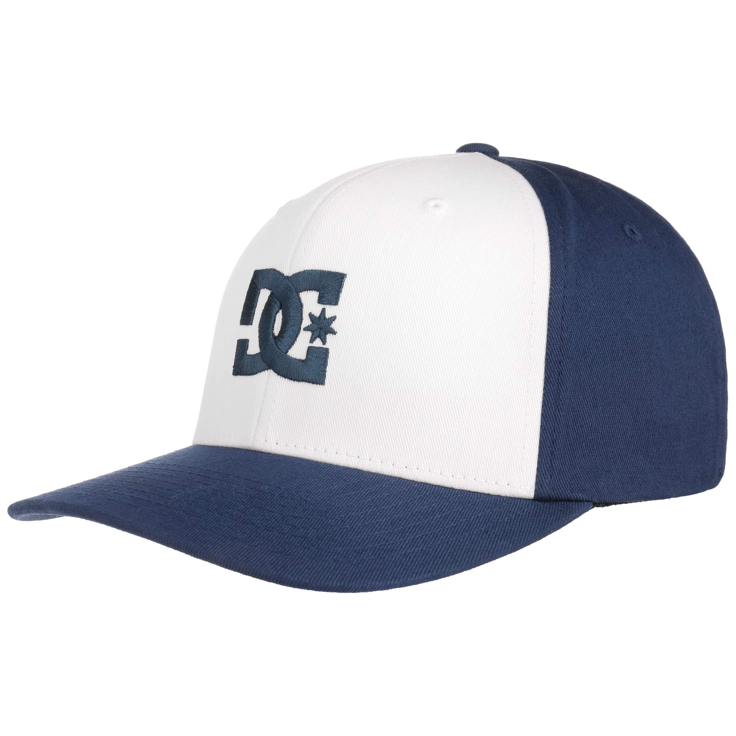 934f2f23d559 ... Star 2 Flexfit Cap by DC Shoes Co - blue 5 ...