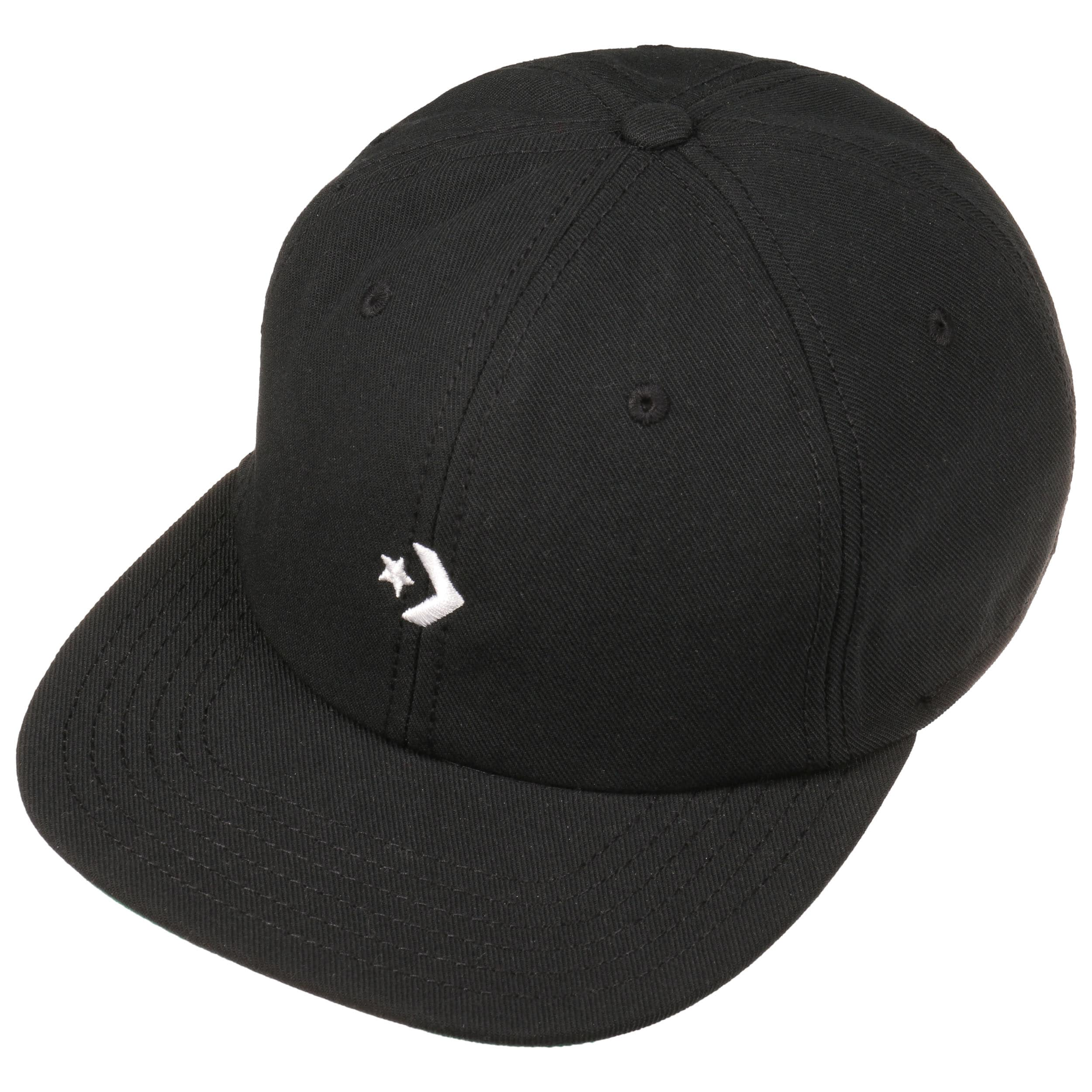 b844a2137bf ... Star Chev Fall Weight Cap by Converse - black 1 ...