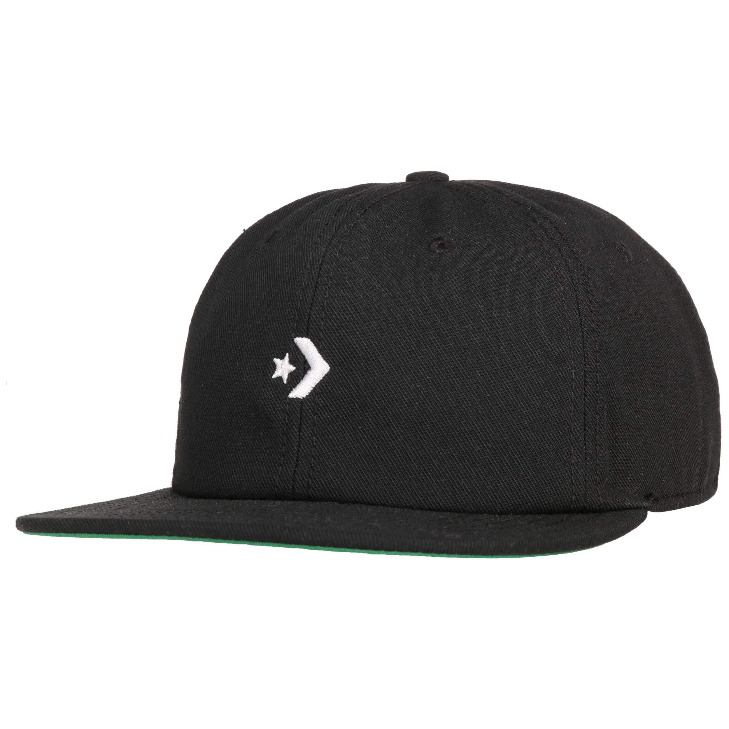 decce1bc622 ... Star Chev Fall Weight Cap by Converse - black 6 ...
