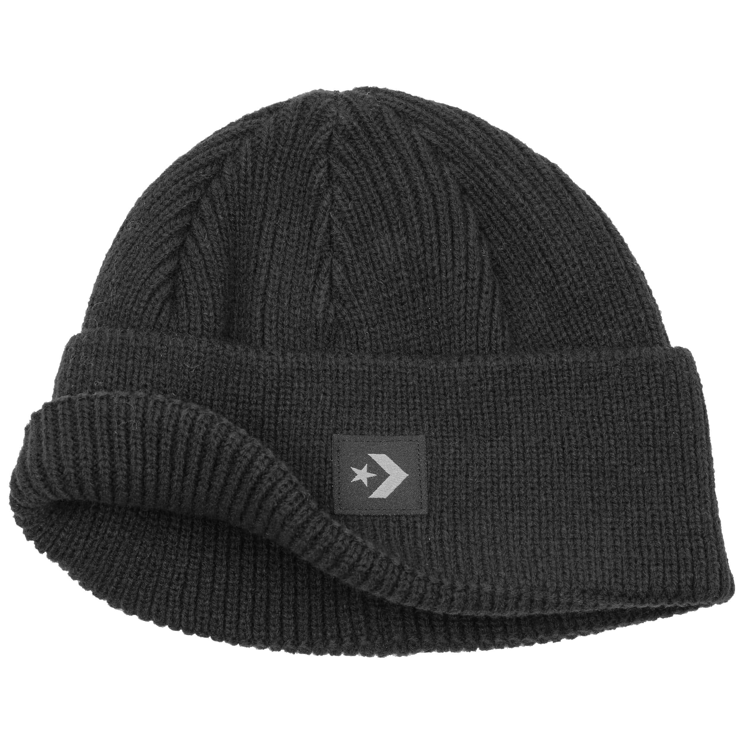 f81e27cf1b2 ... Star Chevron Beanie with Cuff by Converse - olive 2 ...