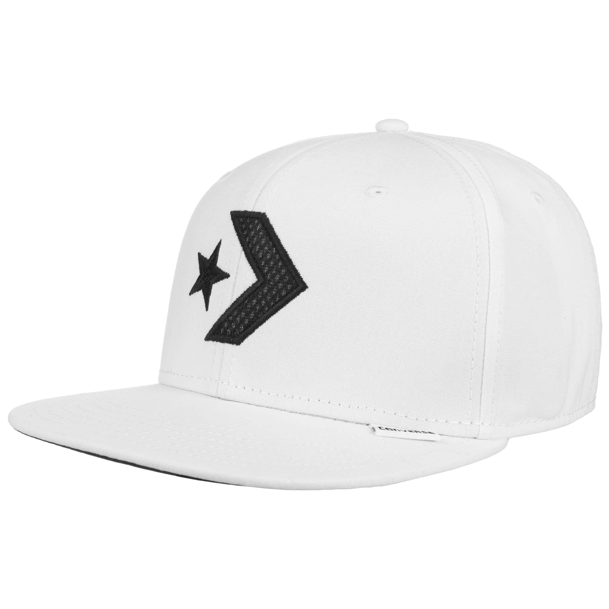 Star Chevron Snapback Cap by Converse