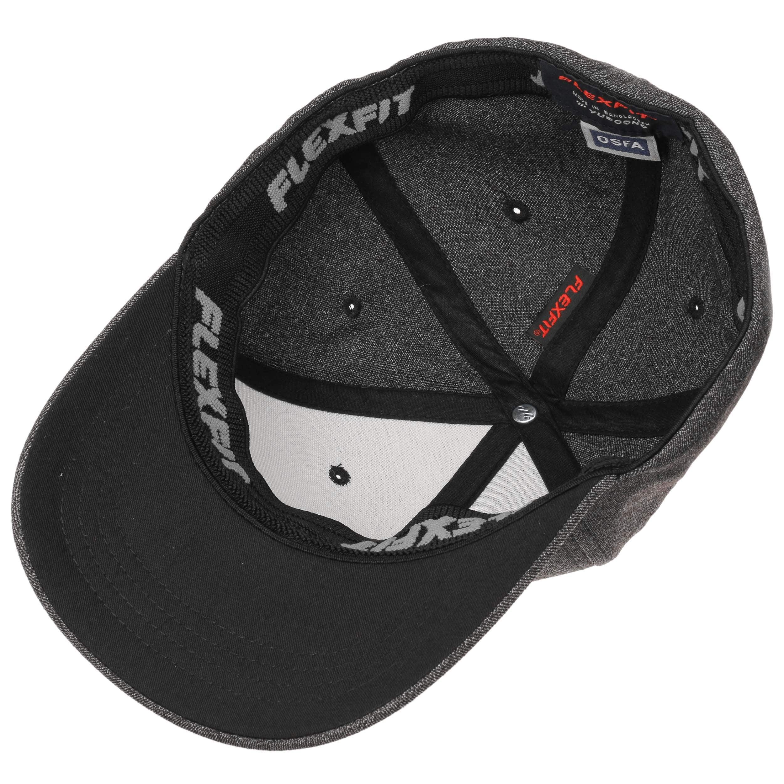 finest selection 5e04c ab6e0 ... italy germany station flexfit cap by billabong black 2 b393a ae712  08100 54597