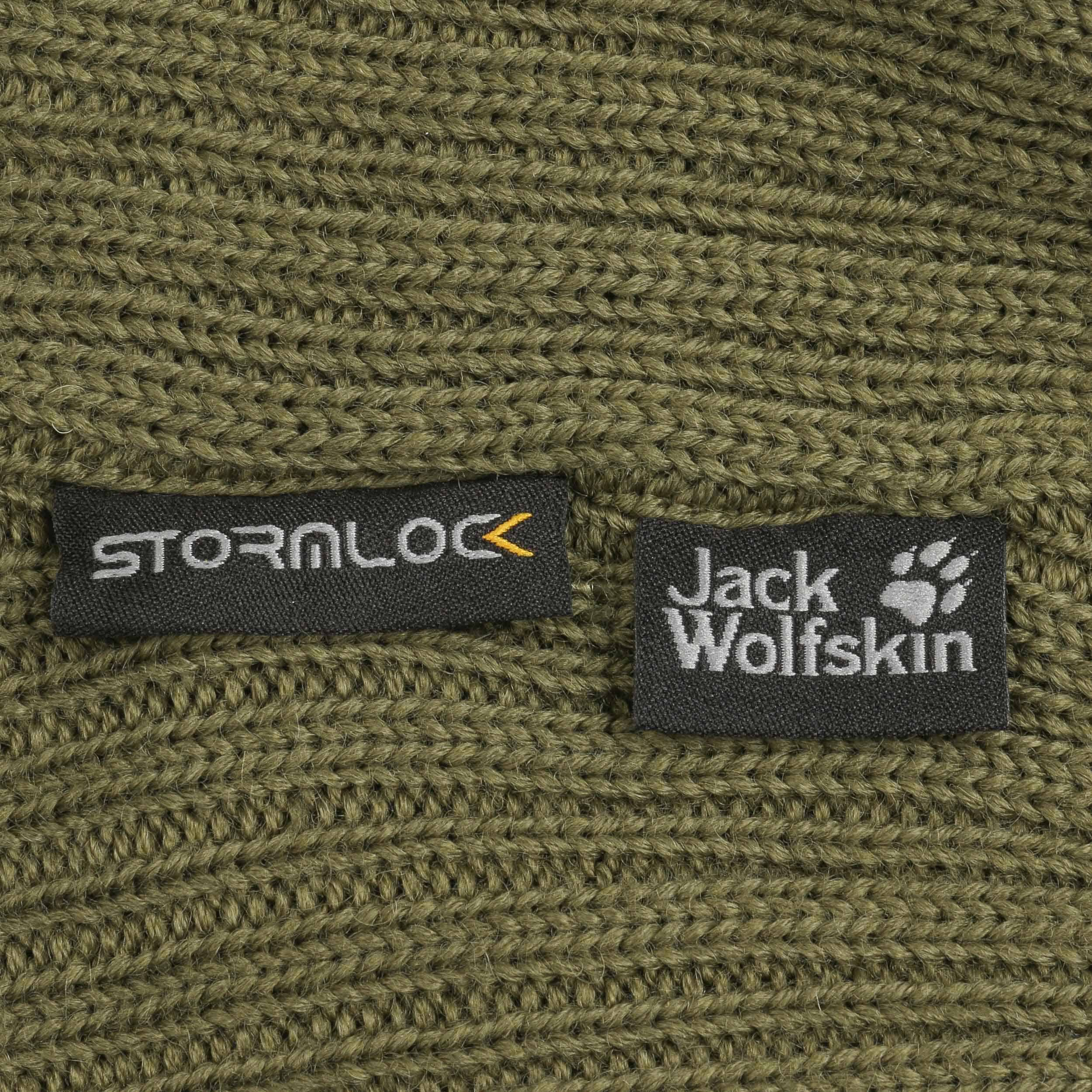 purchase cheap ce044 e15c1 Stormlock Ribbed Beanie by Jack Wolfskin