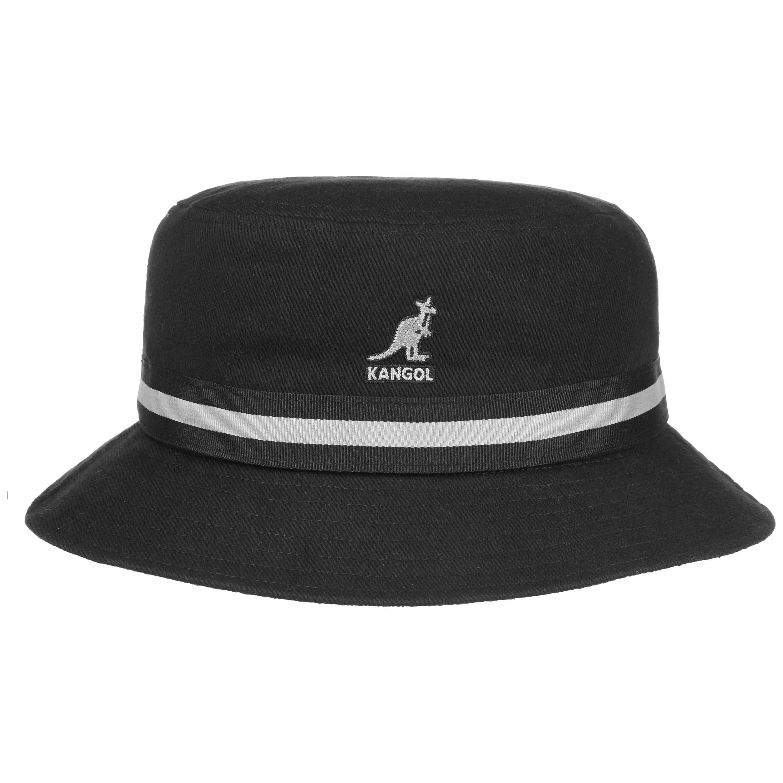 e19bf50d0bb249 ... hat by kangol black 4 9074a d5ac0 switzerland stripe lahinch cotton hat  by kangol black 4 9074a d5ac0  australia baws dad hat elephant baws char  grey ...