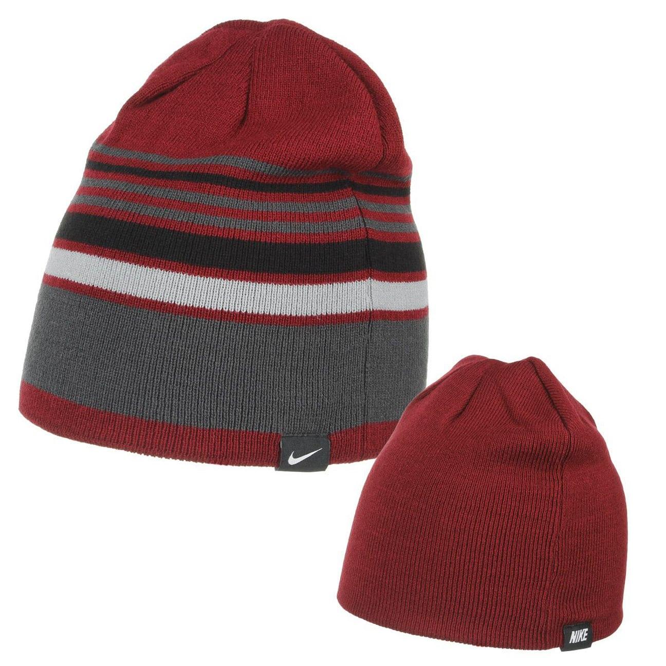 best service ad6f1 2ba35 nike reversible knit bonnet pour