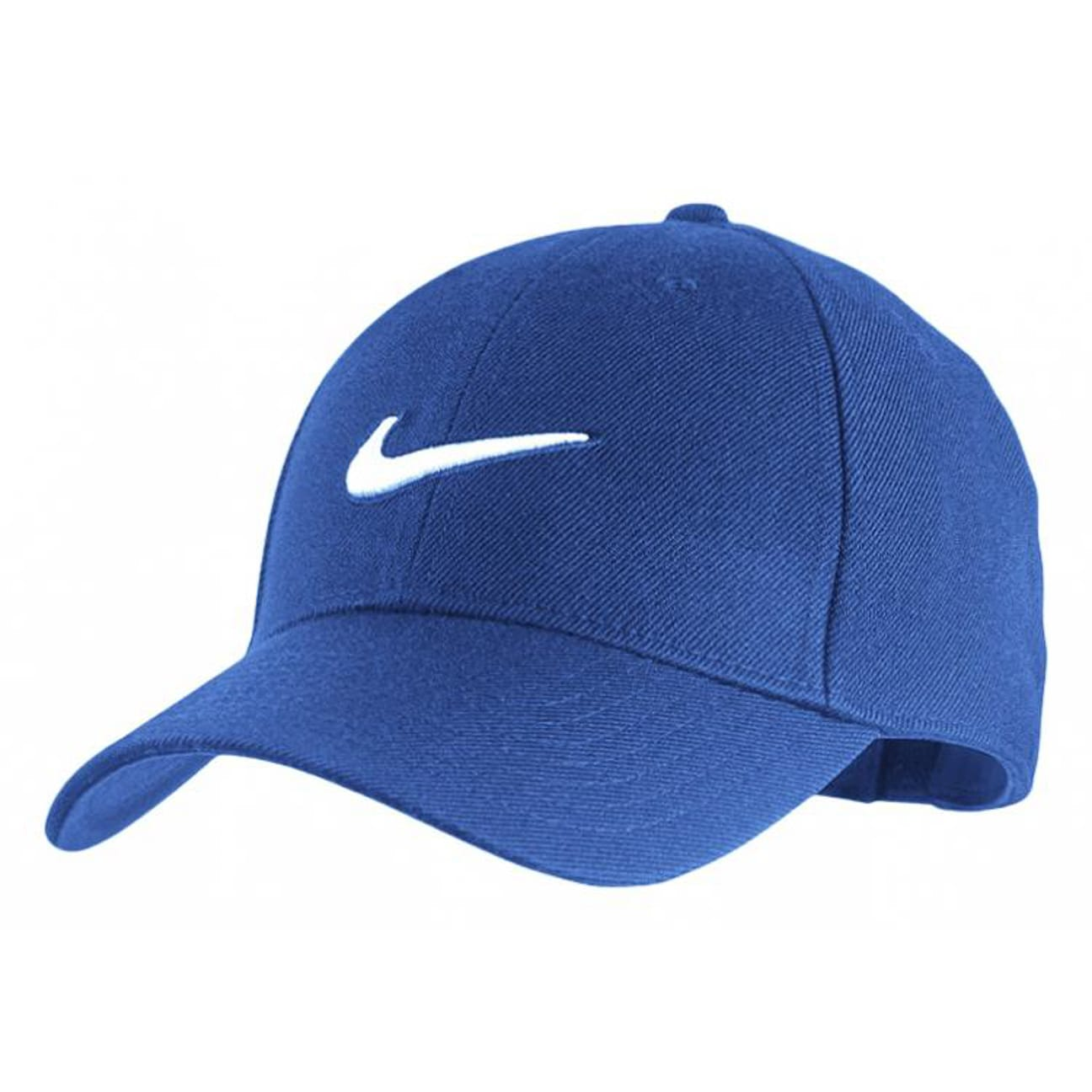 19d300845e795 ... Structured Swoosh Cap by Nike - blue 1 ...