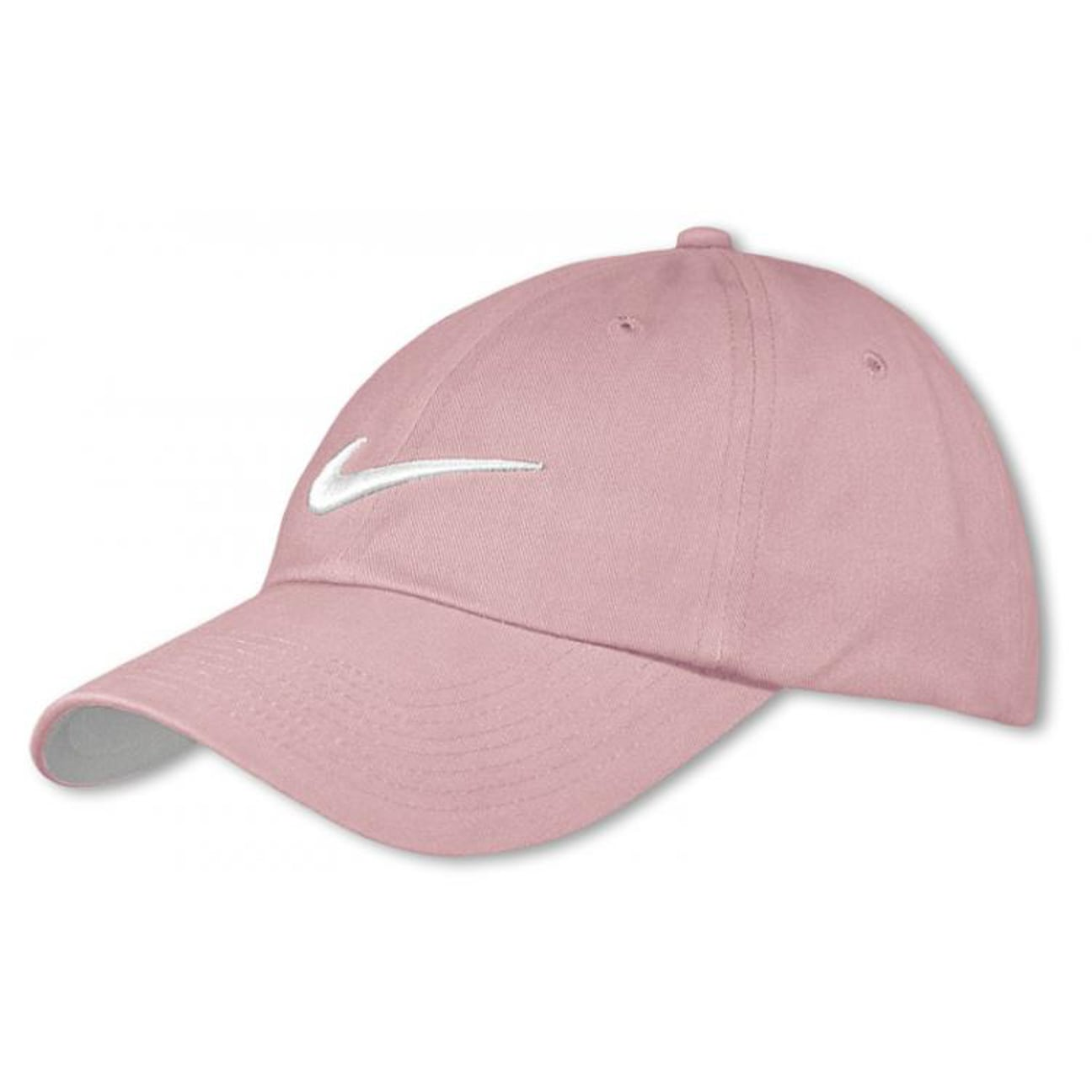 1281164834ee8 ... Structured Swoosh Cap by Nike - rose 1 ...