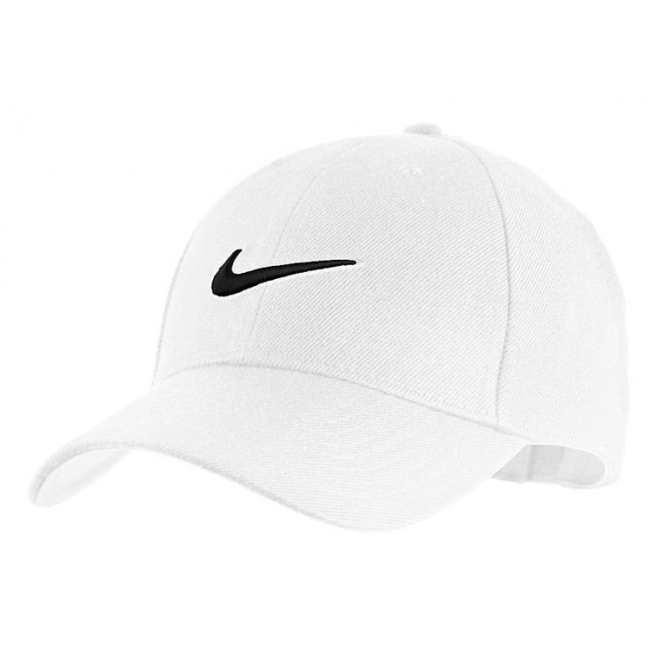 443ef3bf5db4d ... Structured Swoosh Cap by Nike - white 1 ...