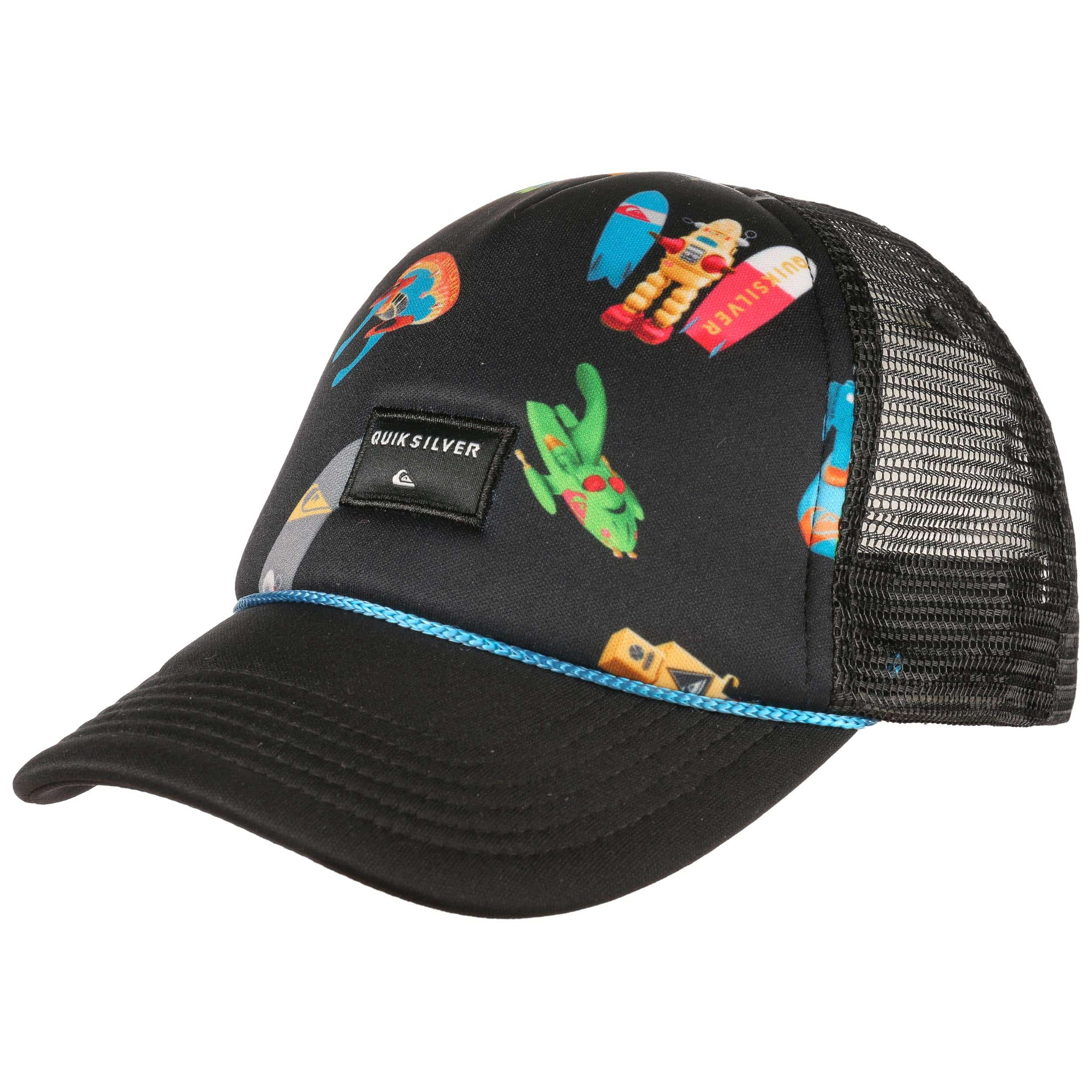 d08fc336db22 Submarin Baby Trucker Cap by Quiksilver, GBP 14,95 --  Hats, caps ...