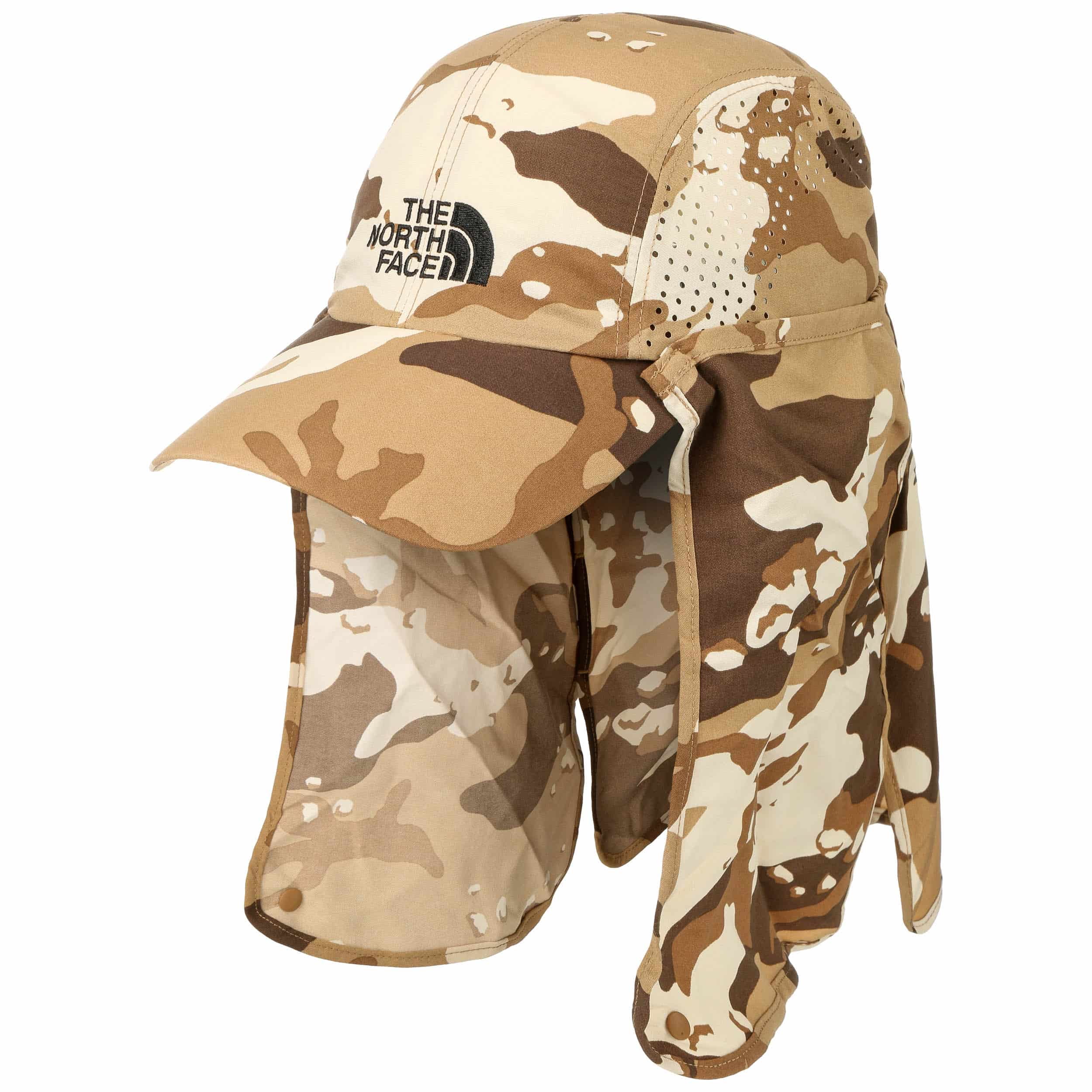 a4c84471e4f ... Sun Shield Ball Cap by The North Face - beige 4 ...