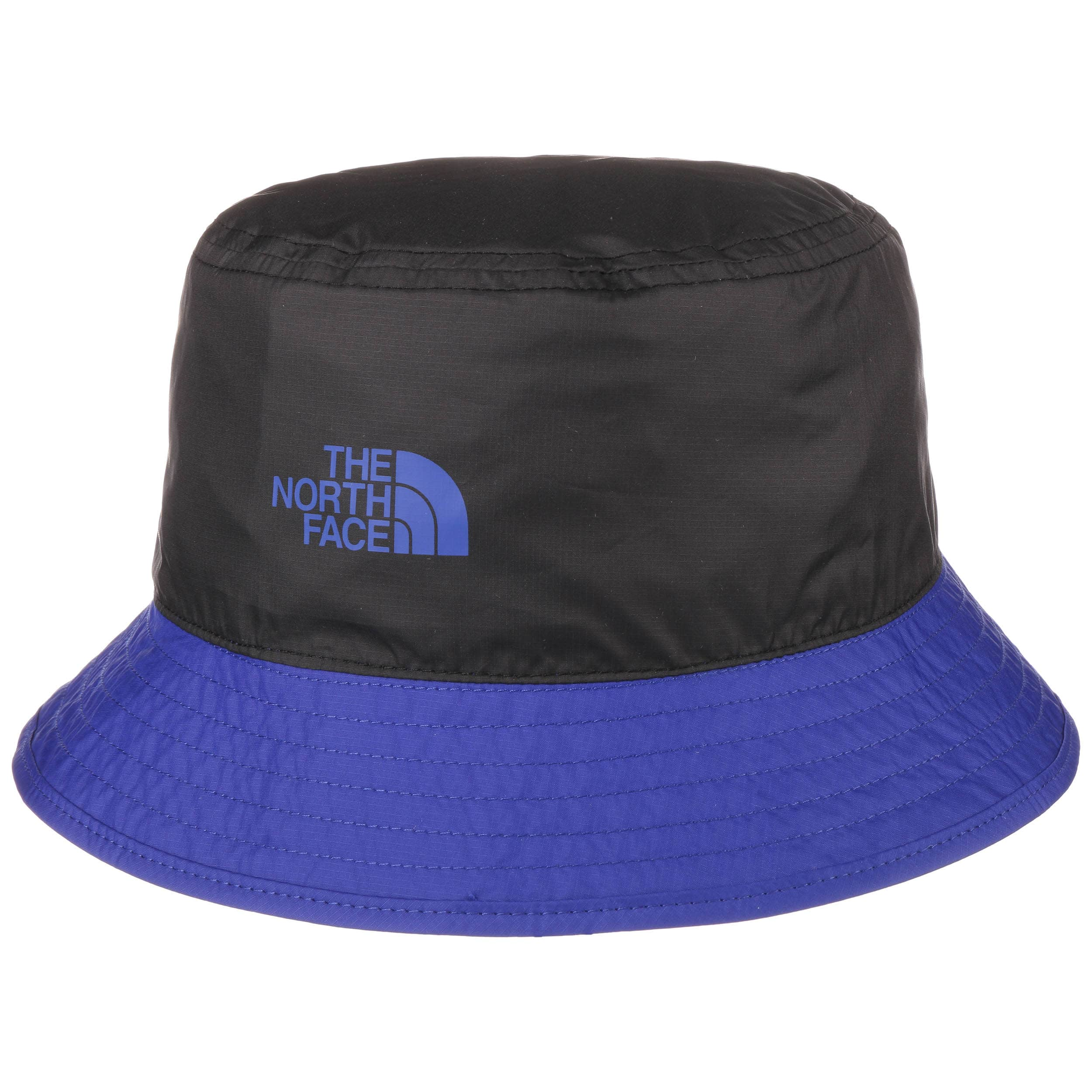 98f2bbed626 Sun Stash Reversible Hat by The North Face - blue 1 ...
