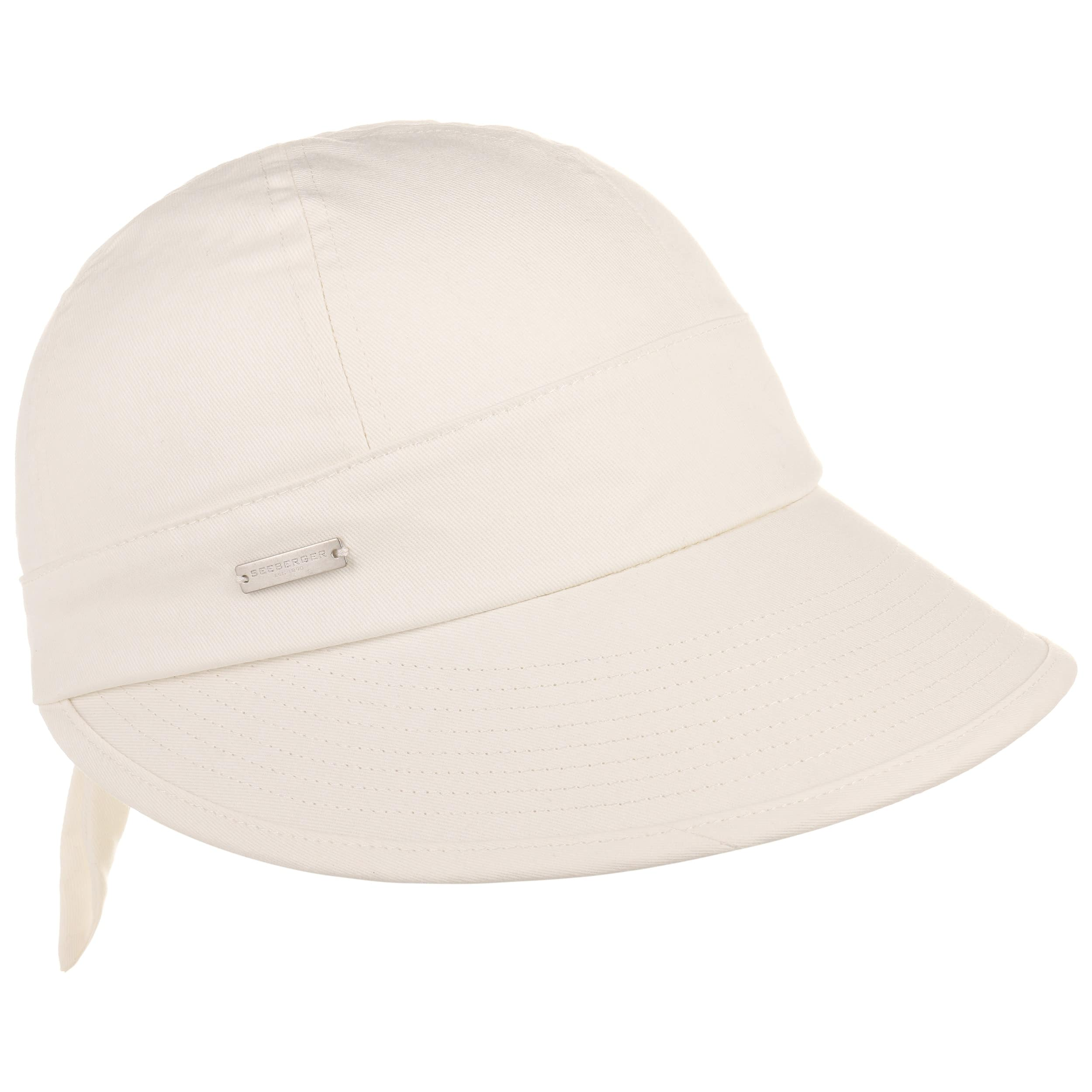 3f540897347276 ... Sunshine Cap by Seeberger - cream white 5 ...