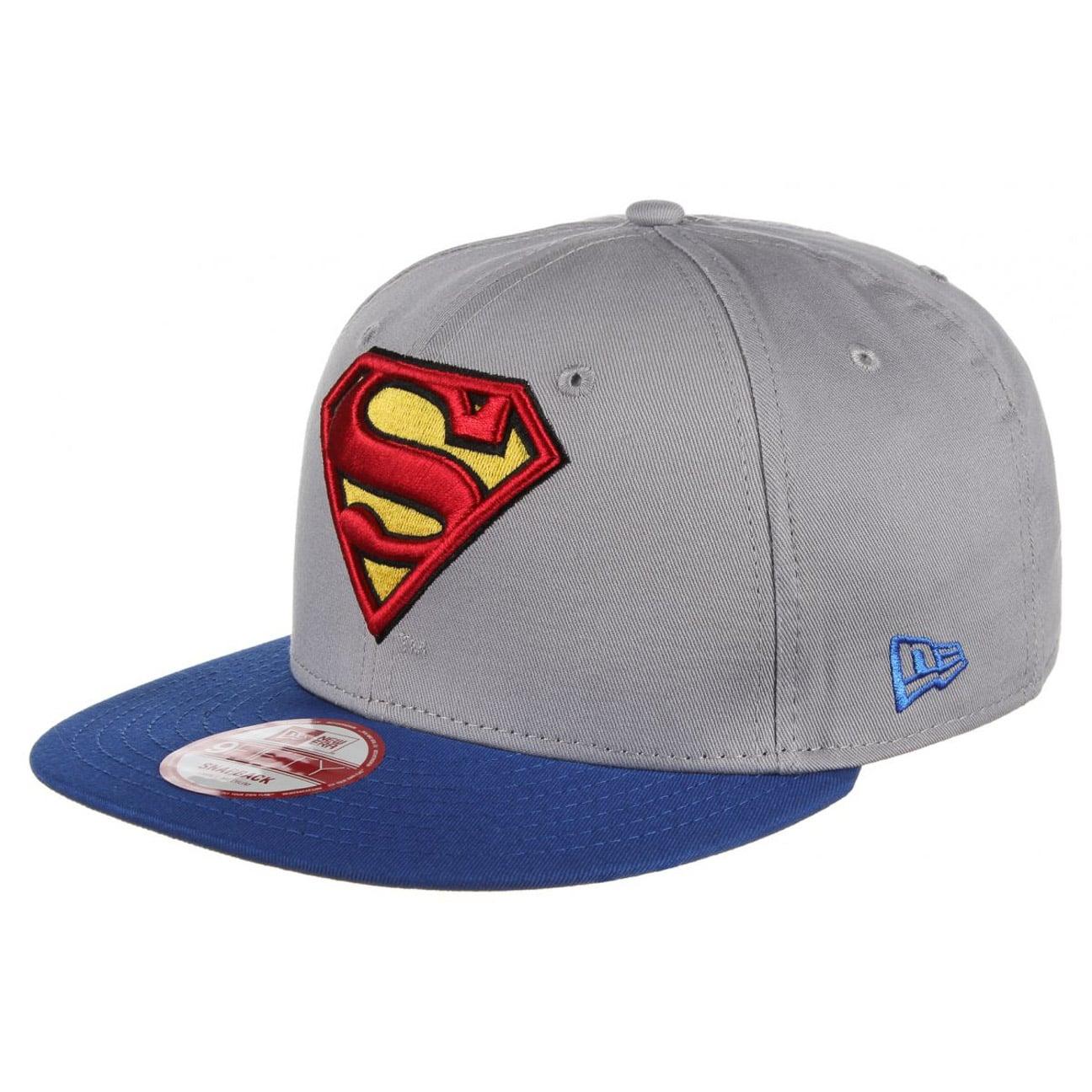 superman snapback cap by new era eur 37 95 hats caps. Black Bedroom Furniture Sets. Home Design Ideas