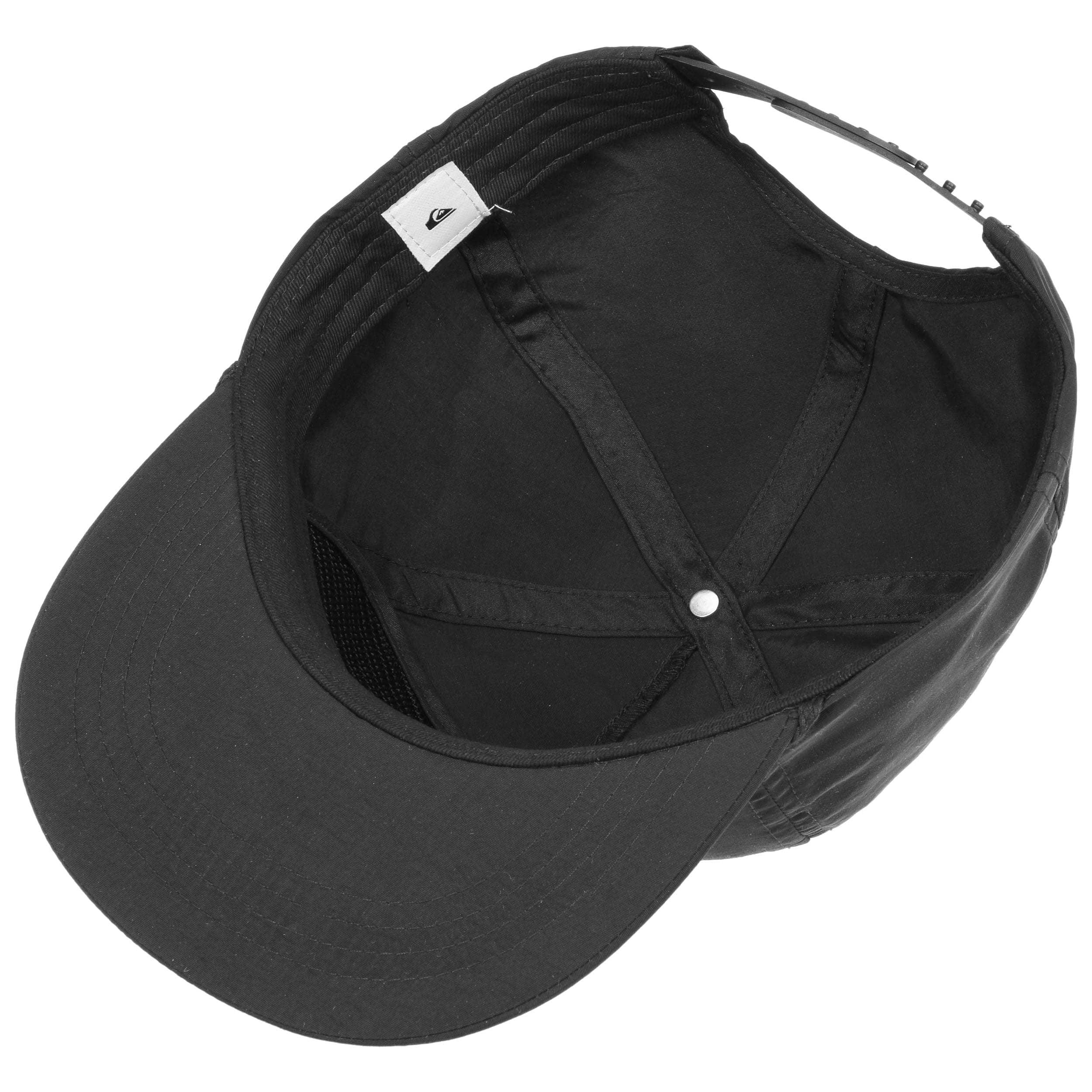 ... Surf Snapback Cap by Quiksilver - black 2 ... 66d9c87d12f