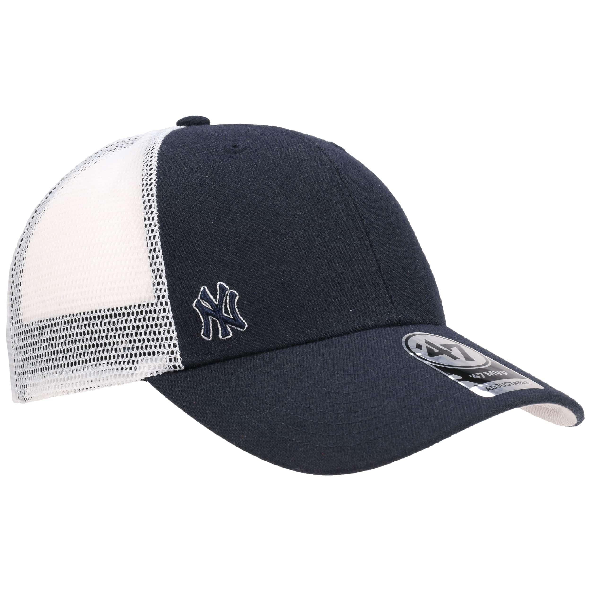 ... Suspense Yankees Trucker Cap by 47 Brand - blue 7 0e3b7131966