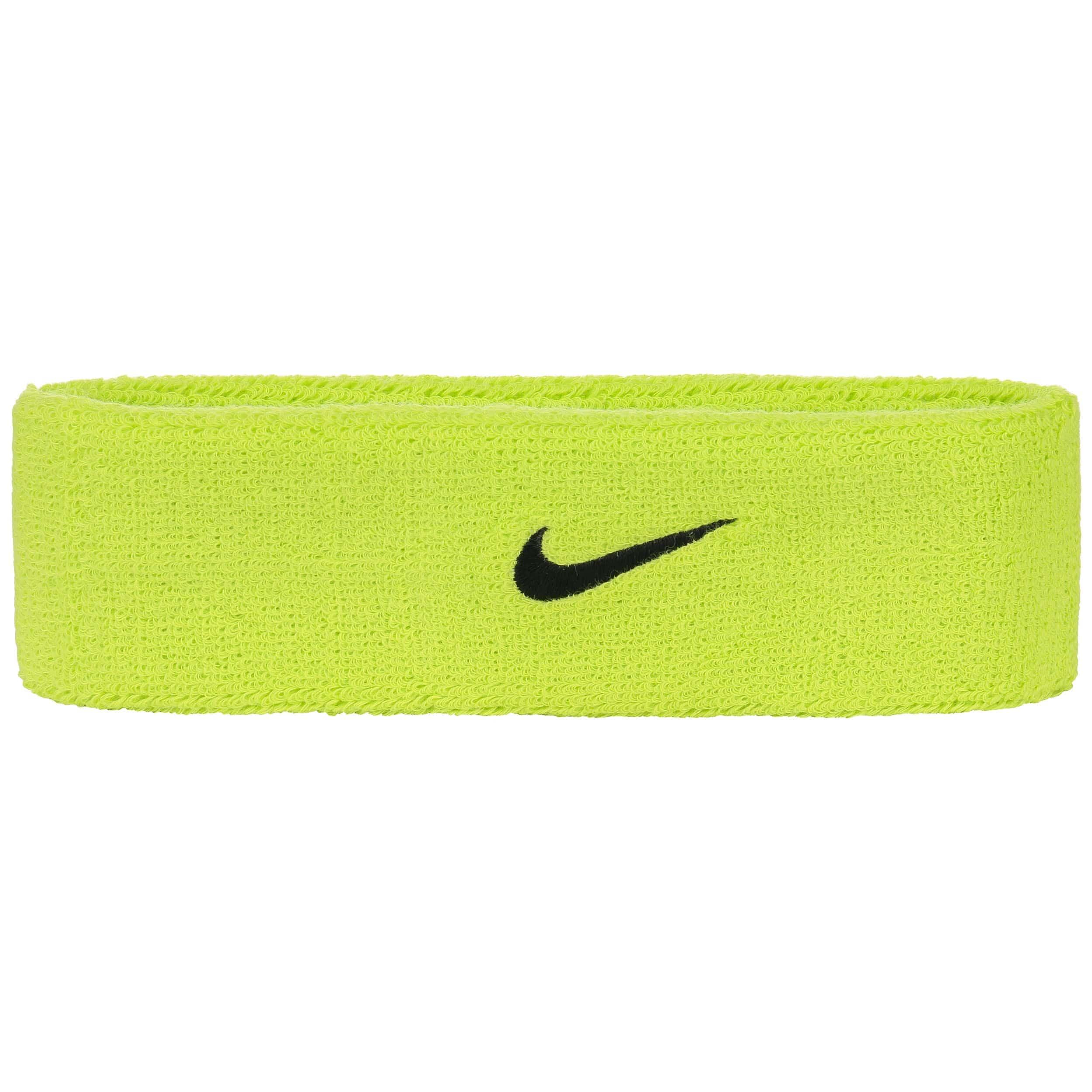 ... Swoosh Headband by Nike - neon green 2 ... 76f719945df