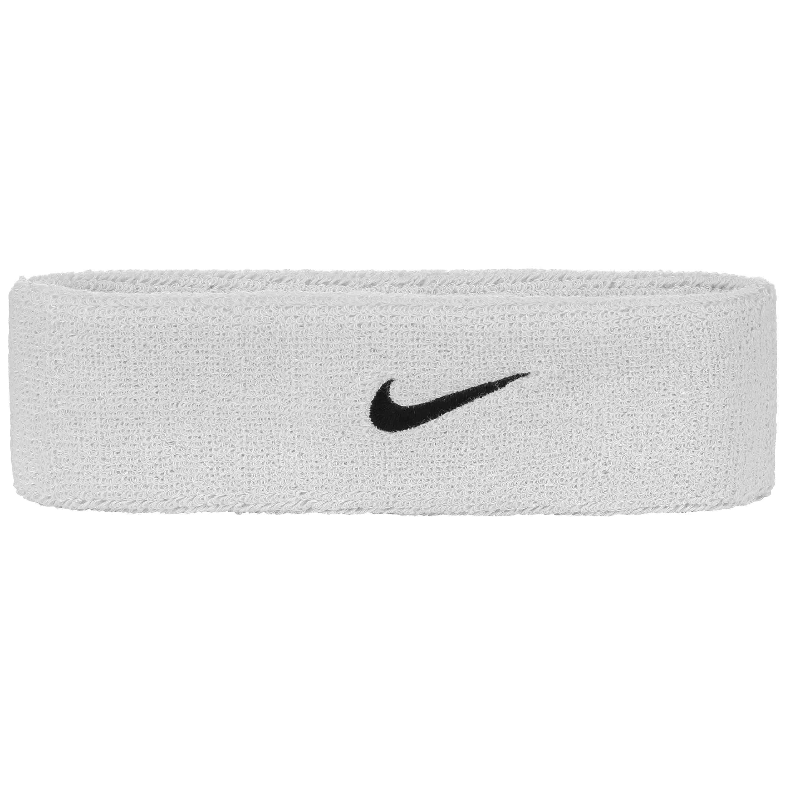 ... Swoosh Headband by Nike - white 2 ... 90f170b4579