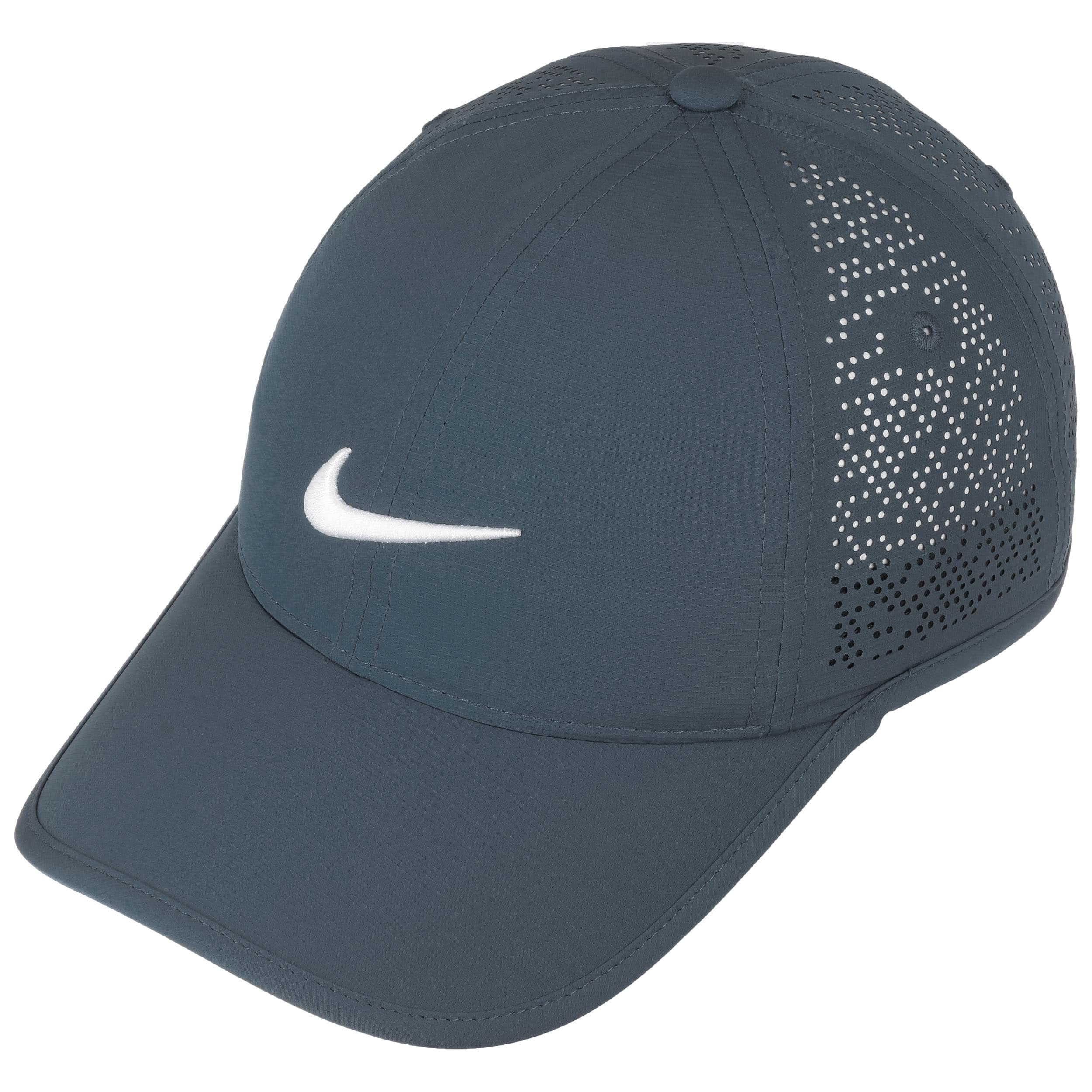 a7d614bcf72 ... Swoosh Perforation Cap by Nike - navy 1 ...