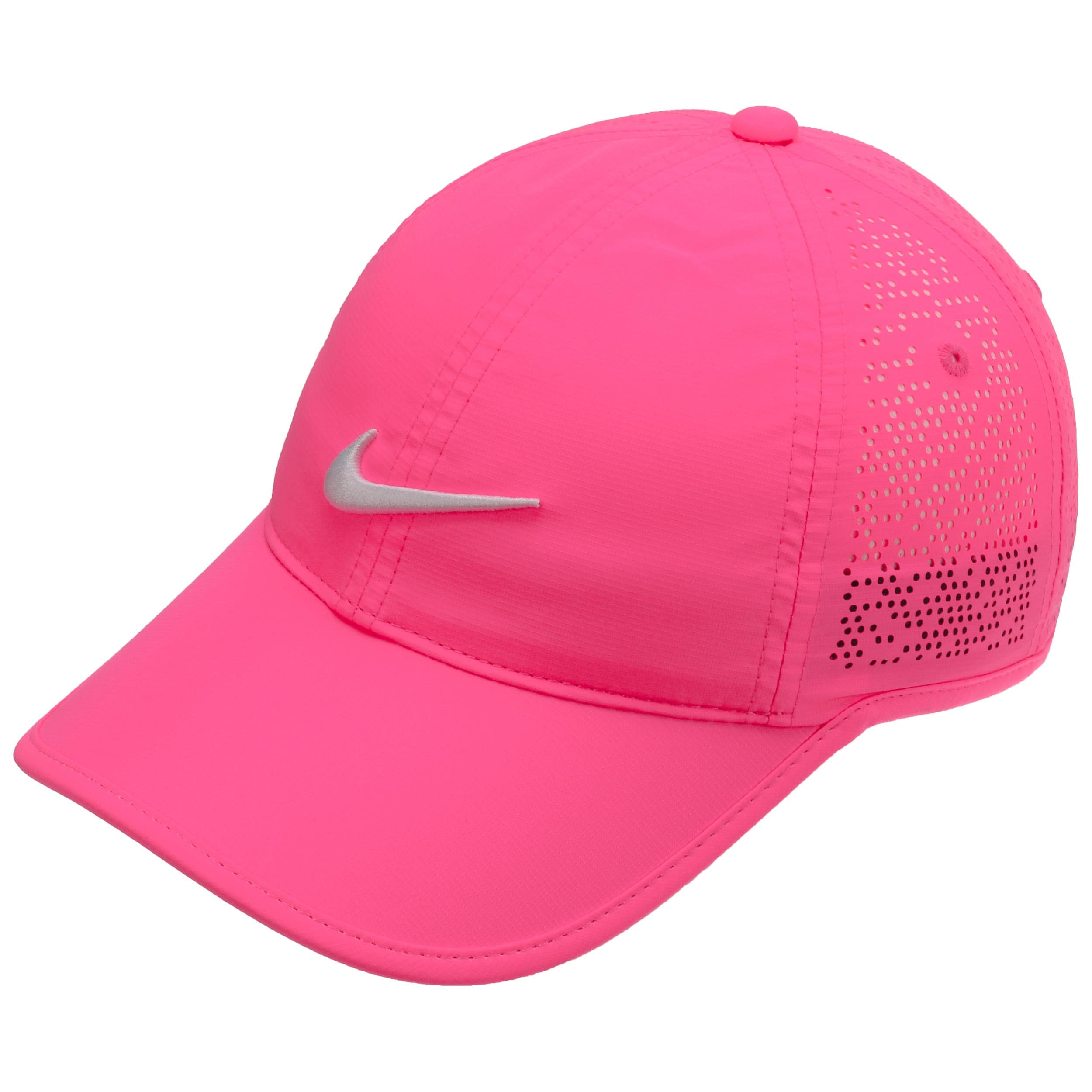 ... Swoosh Perforation Cap by Nike - pink 1 ... 088a616ea8a