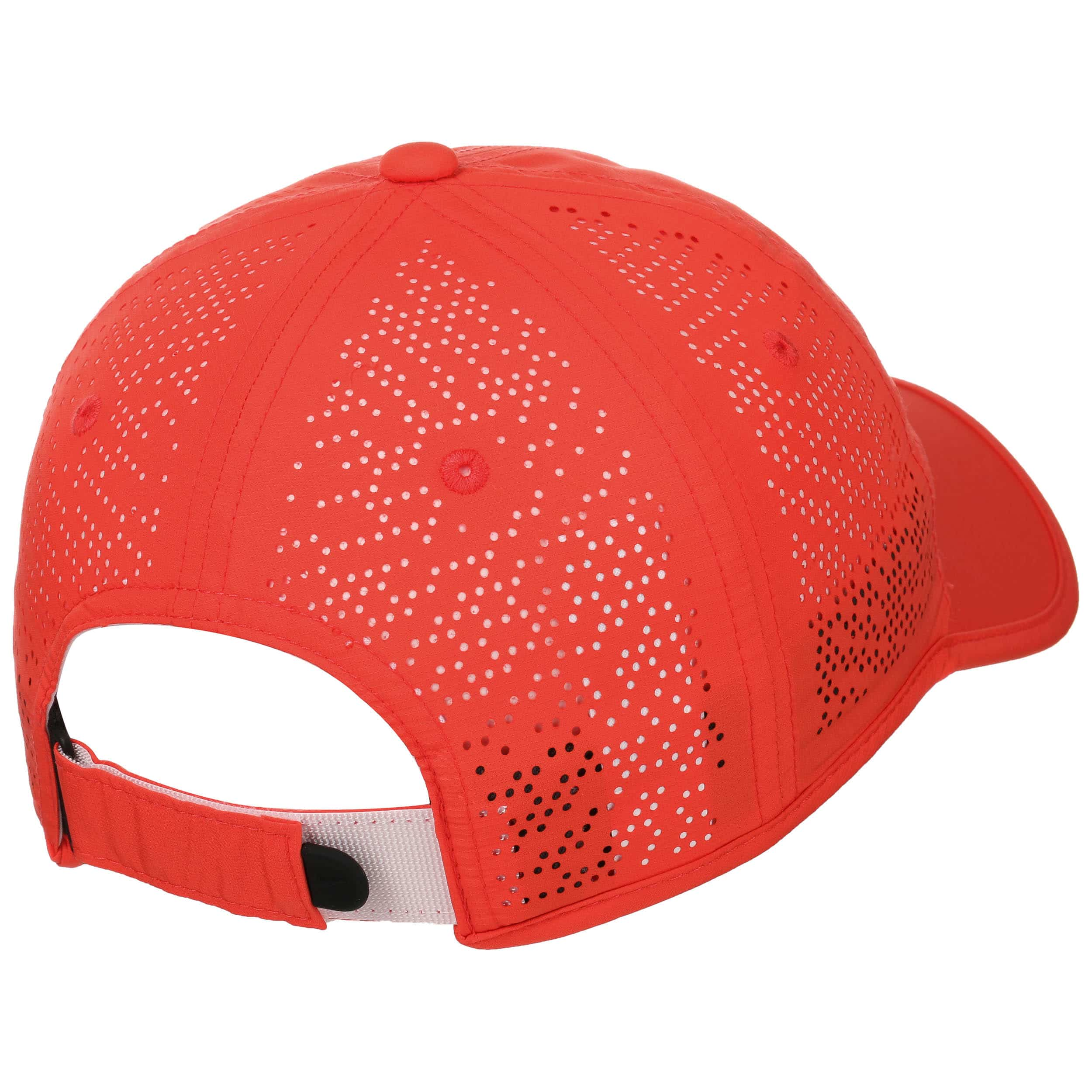 d954c6015d7 ... Swoosh Perforation Cap by Nike - black 2 ...