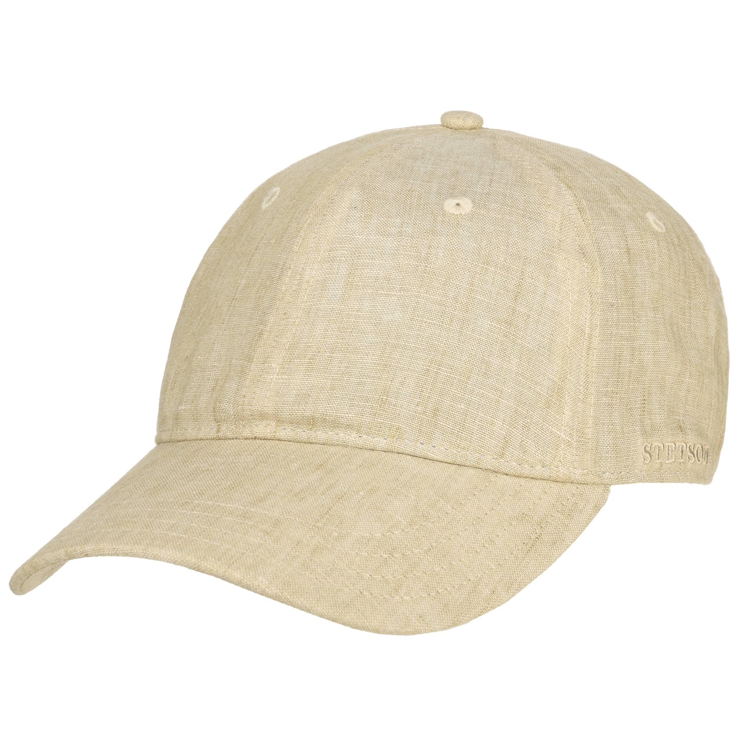 Sydell Linen Baseball Cap By Stetson 49 00
