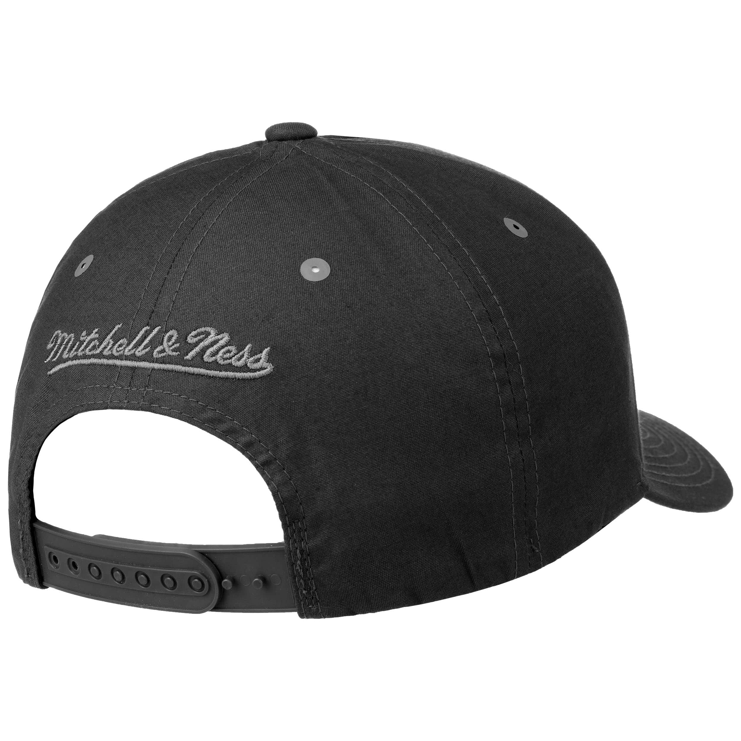 a62381fe ... Tactical Snapback Cap by Mitchell & Ness - black 3 ...