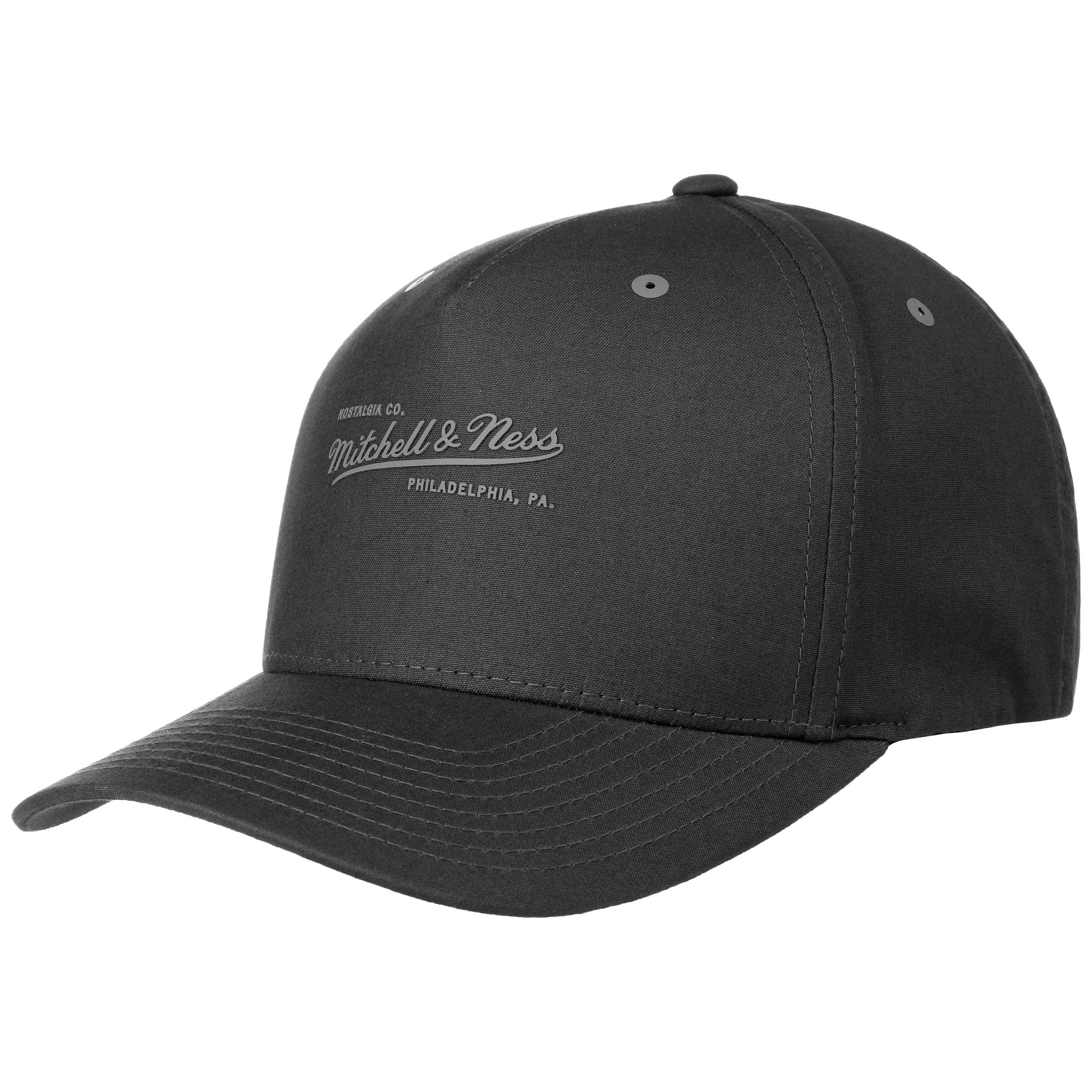 90dd0362f9 ... Tactical Snapback Cap by Mitchell   Ness - black 5 ...