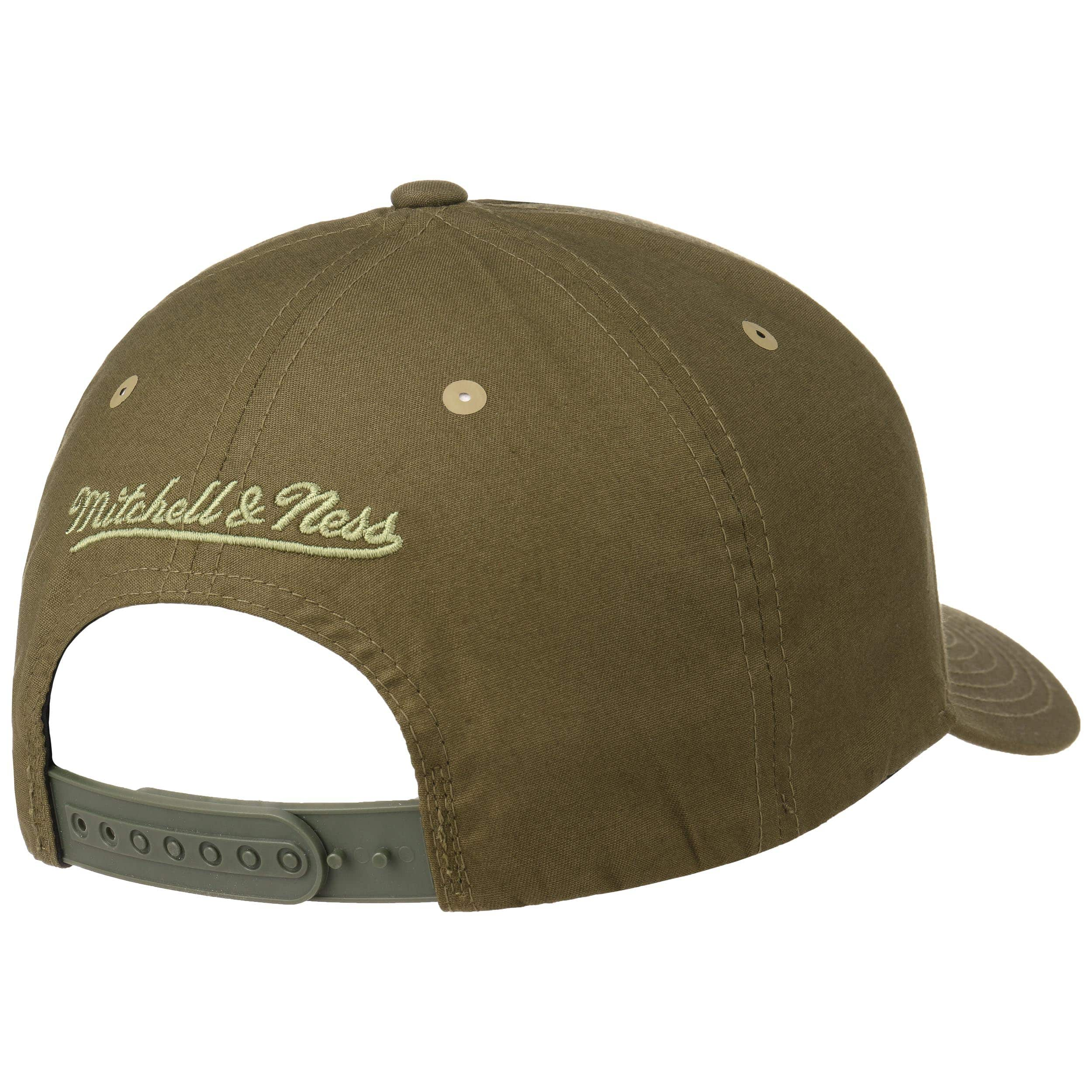 ... Tactical Snapback Cap by Mitchell   Ness - olive 3 ... 1cdb581d300