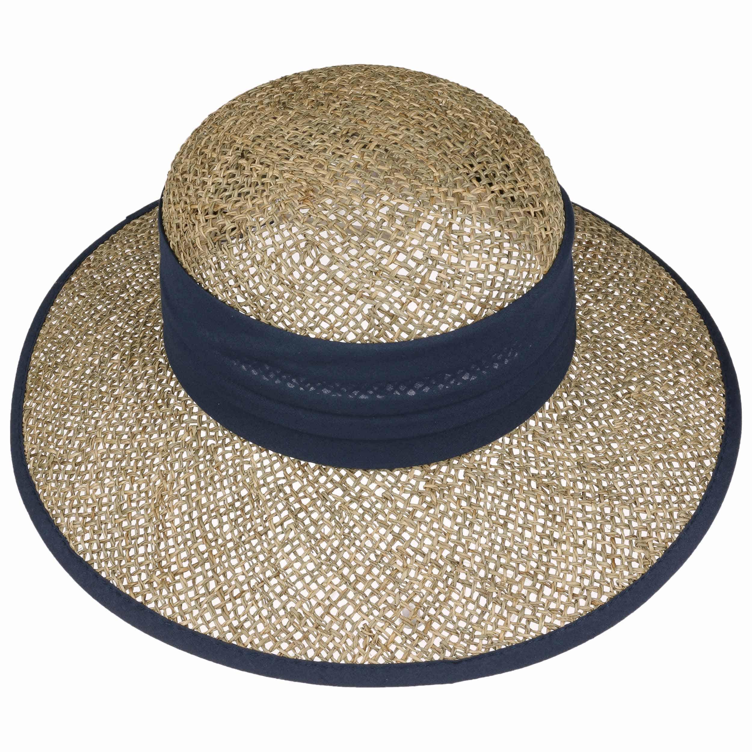 SEEBERGER Talea Beach Seegras Strohhut Hüte Damen Strohhüte Damenhüte