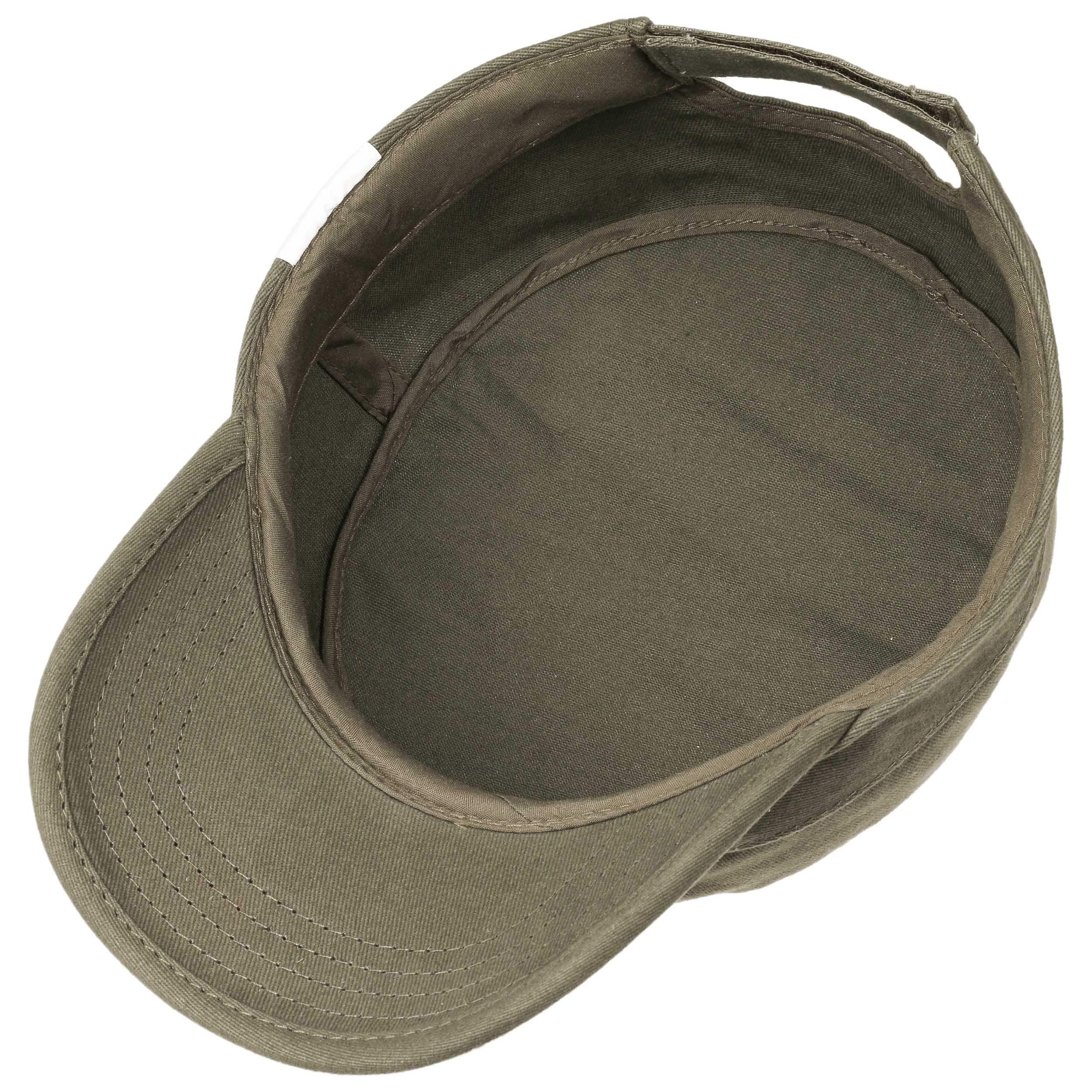 f0588c3cfde ... Tank Army Cap - olive 2 ...