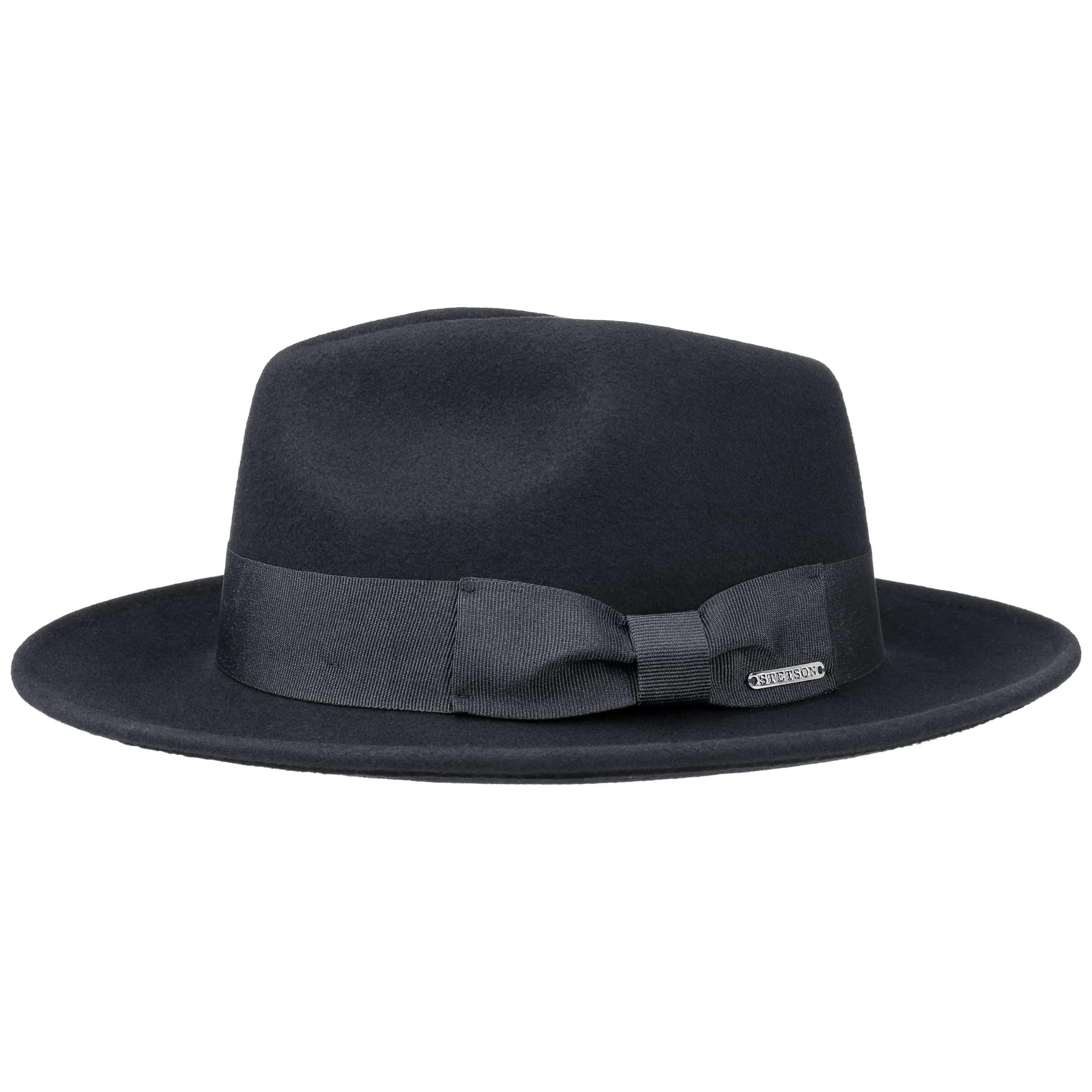 14301304f2c327 Tarveston Fedora Hat with Cashmere by Stetson - 79,00 €