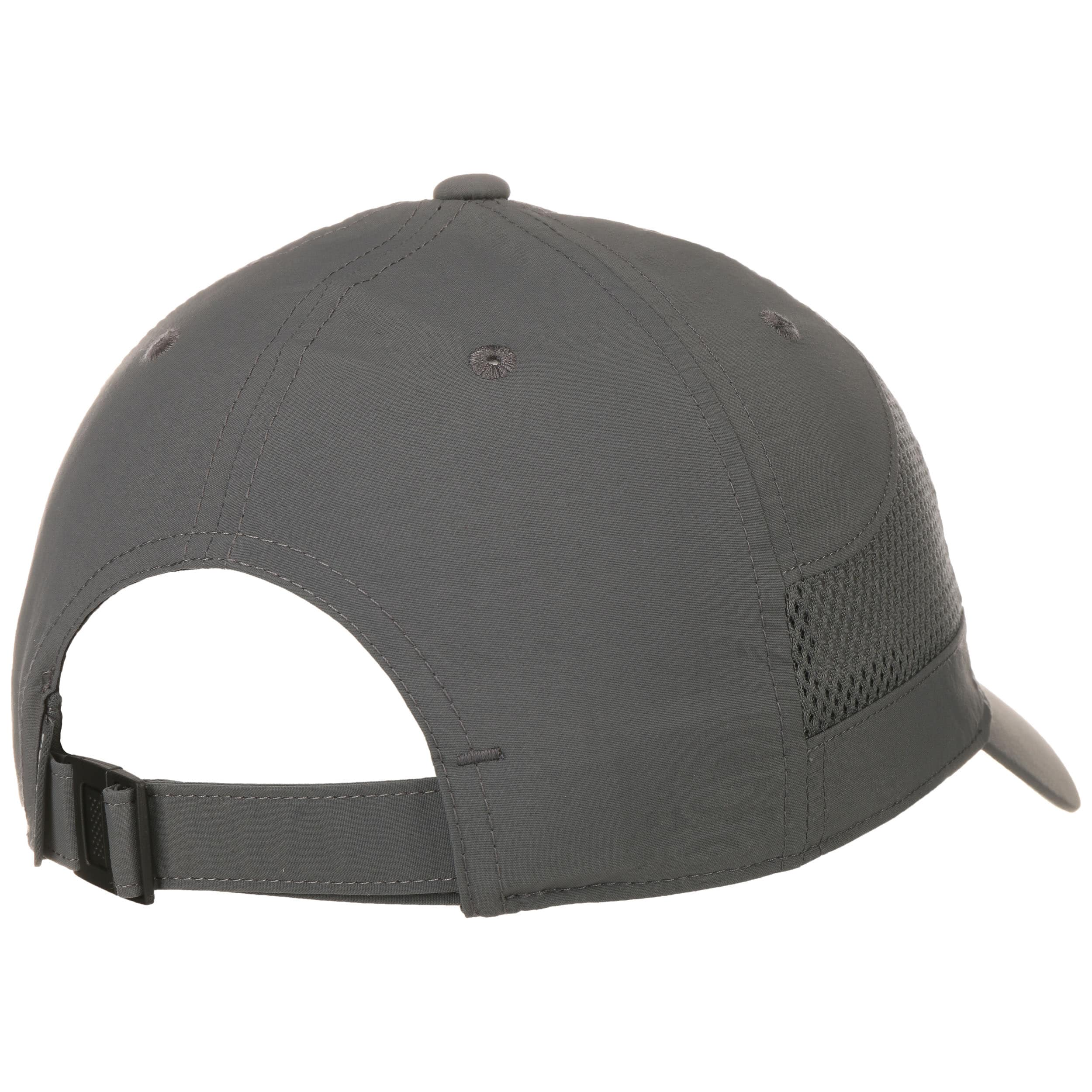 7ac3ccde7c2bd ... Tech Shade Strapback Cap by Columbia - anthracite 1 ...