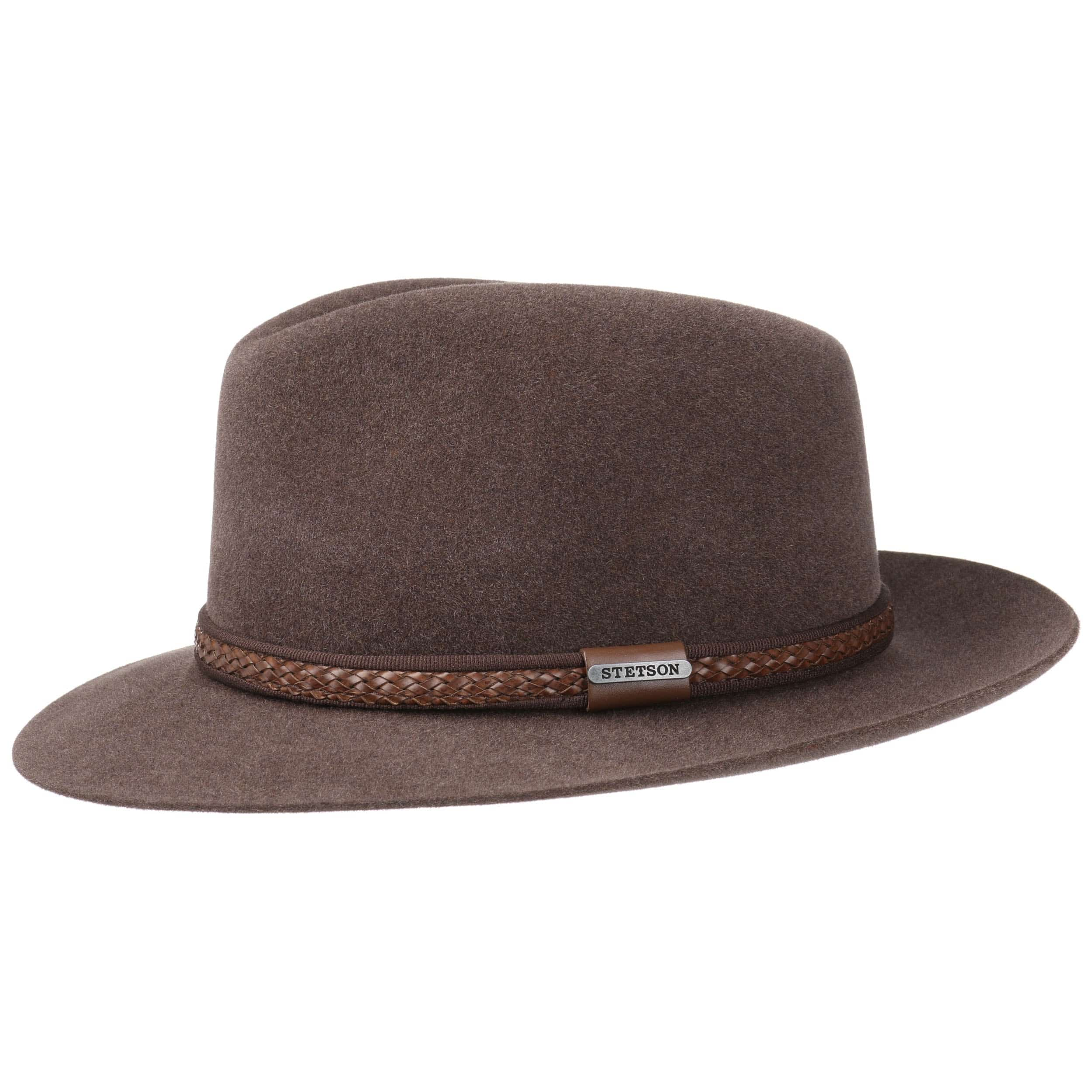 79f895823b9 Fur Felt Hats. brown 4x beaver fur felt hat 4 brim rodeo king cowboy ...