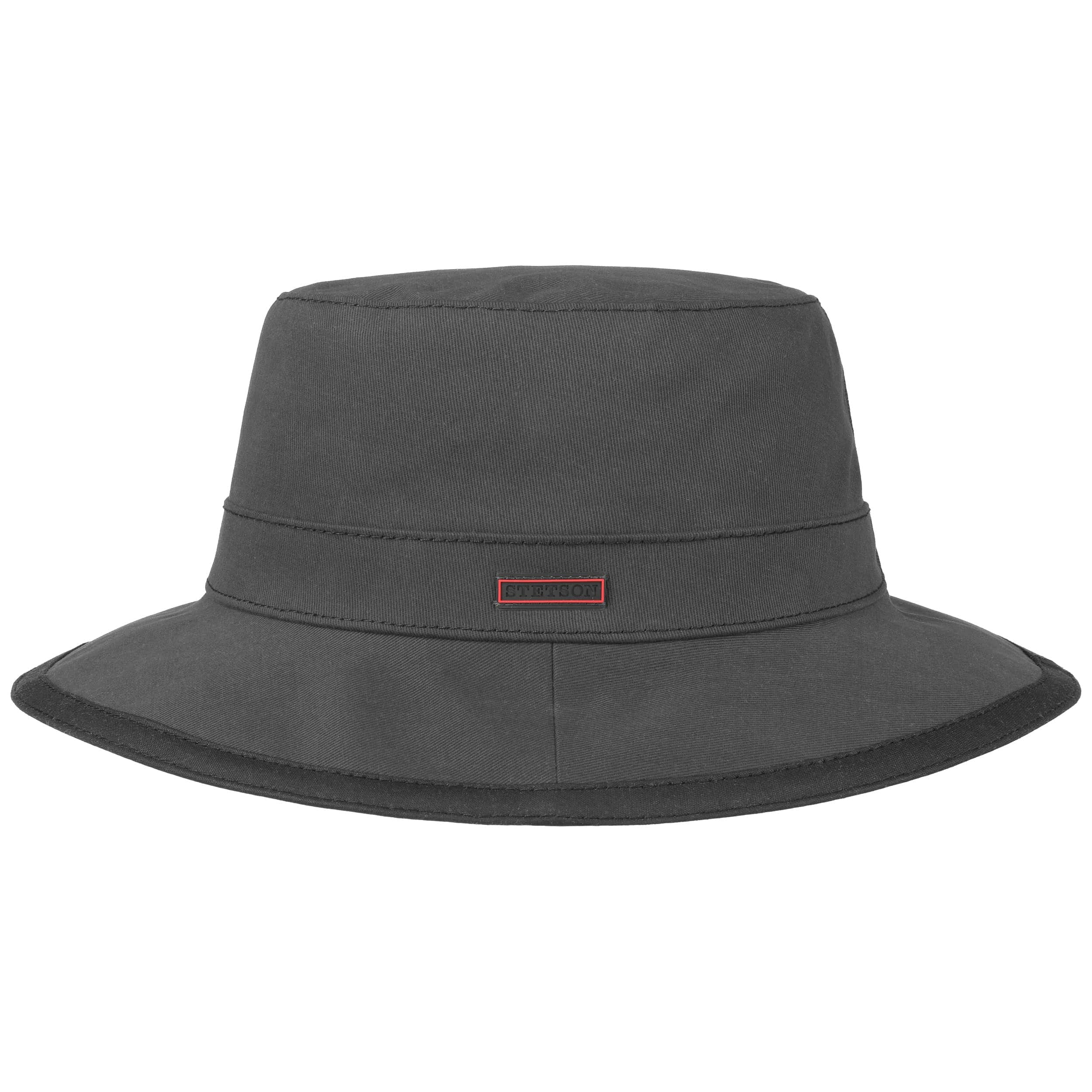 ... Tenakill Atkins Cloth Hat by Stetson - grey 4 ... 9550d492821