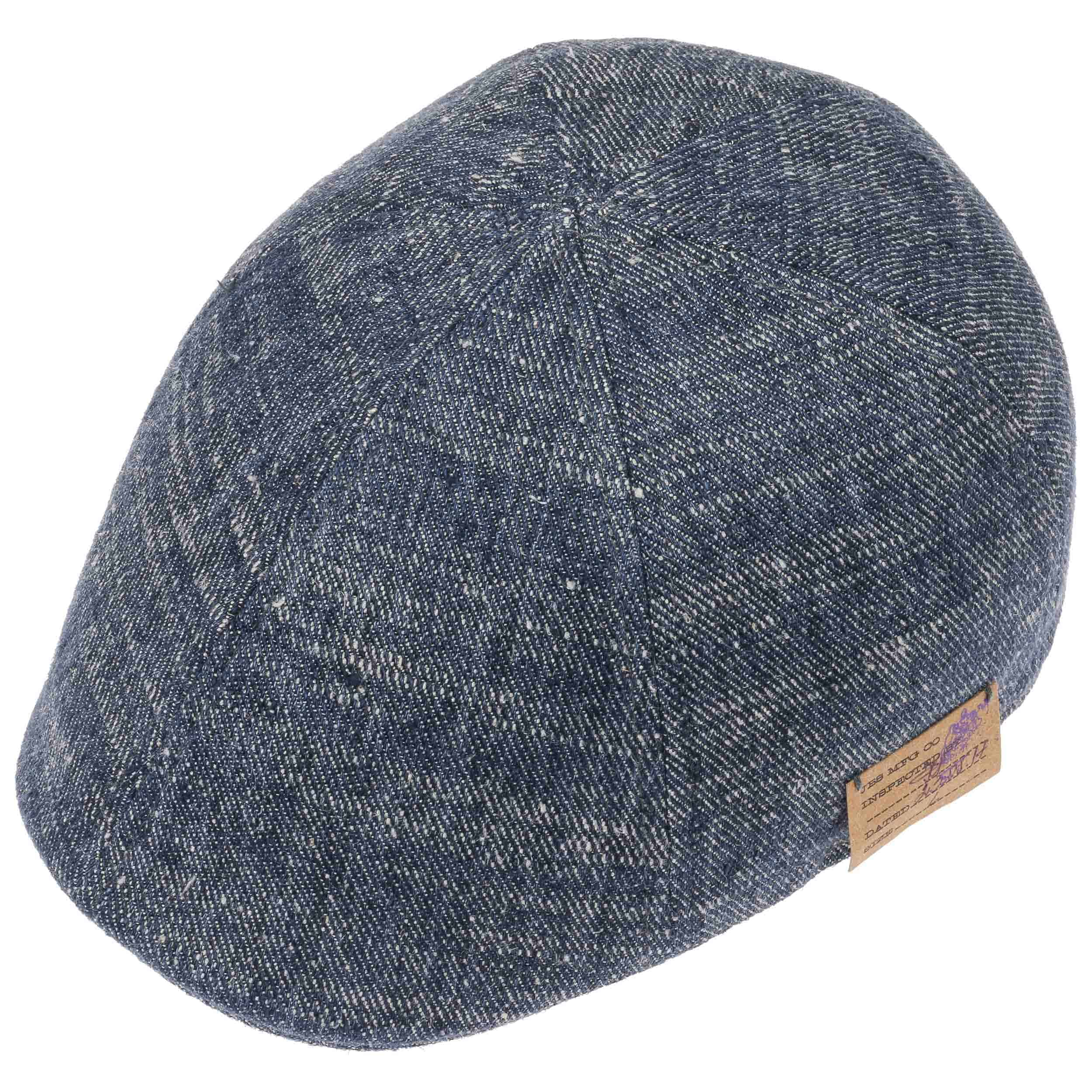 Texas Heritage Collection Flat Cap By Stetson 63 20