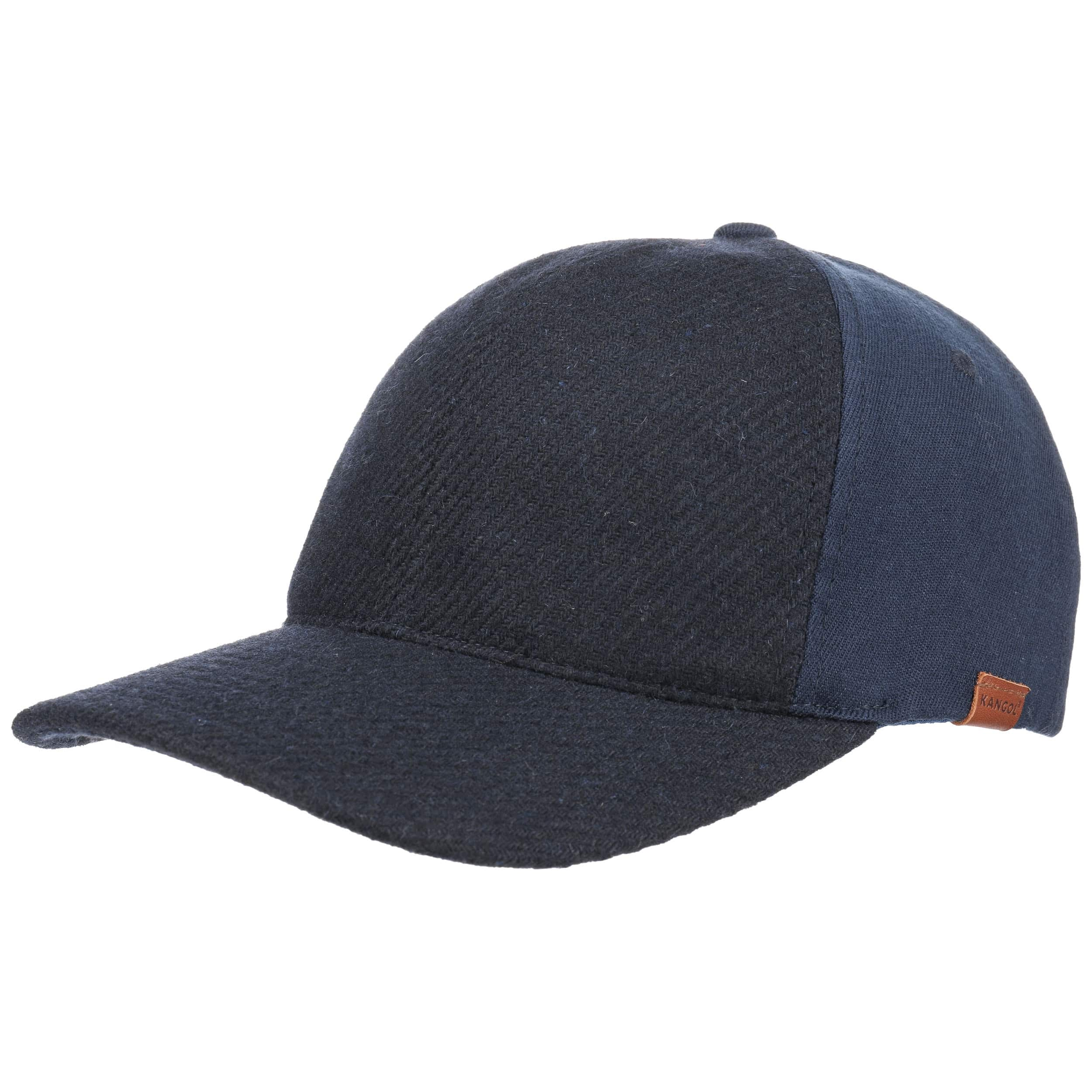 10560db631d ... Textured Wool Flexfit Cap by Kangol - blue 5 ...