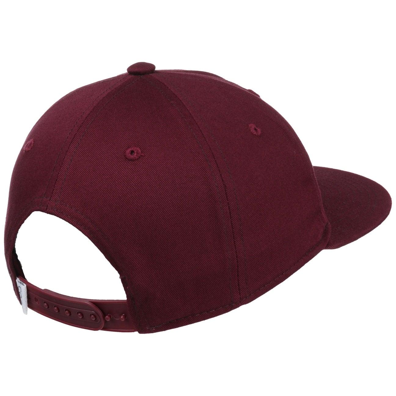 716e1f1e686 ... The Junior Snapback Cap by Coal - bordeaux 4 ...
