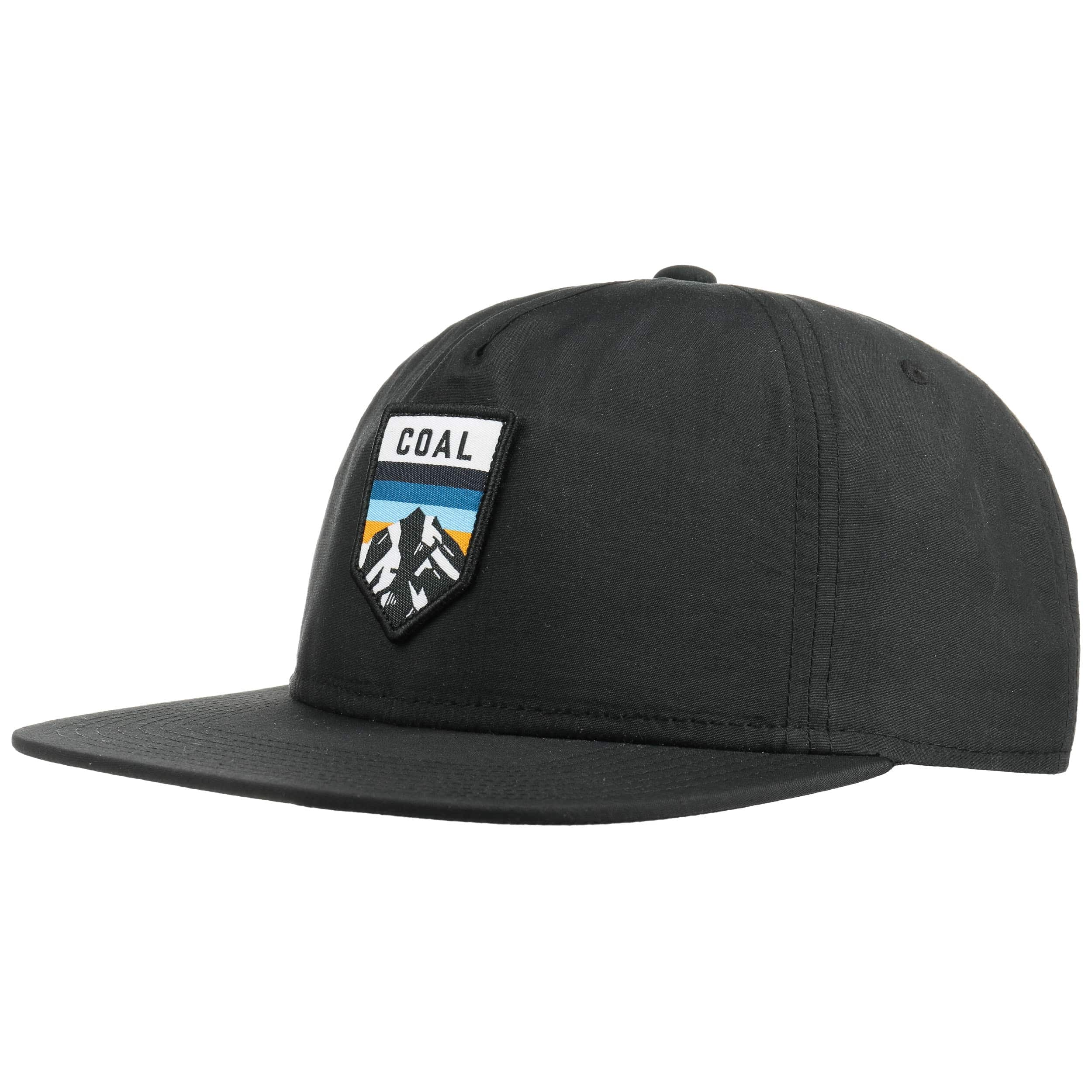 54c350a8c86 ... The Summit Performance Cap by Coal - black 5 ...