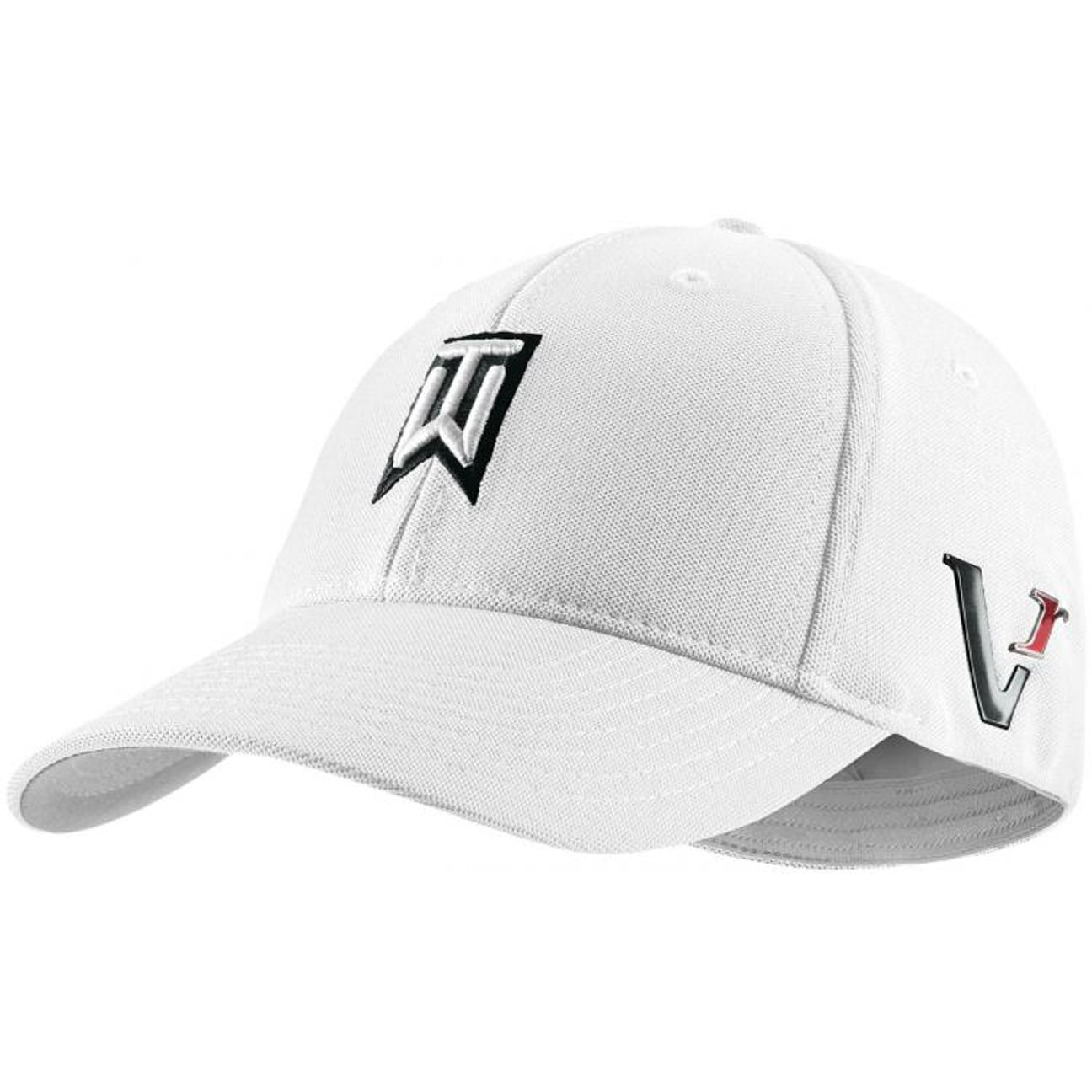 ... Tiger Woods Tour Flex Cap by Nike - white 1 946722eb8b6