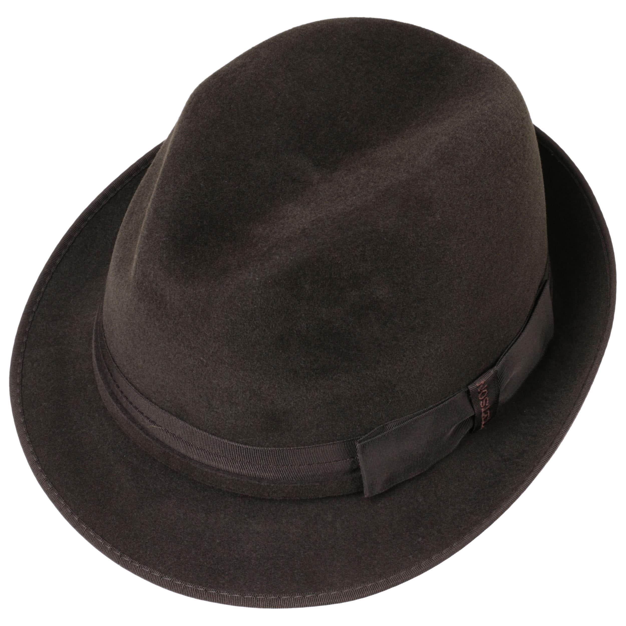Tobi Velours Fur Felt Hat by Stetson Trilby hats Stetson MaqZ0JQIdj