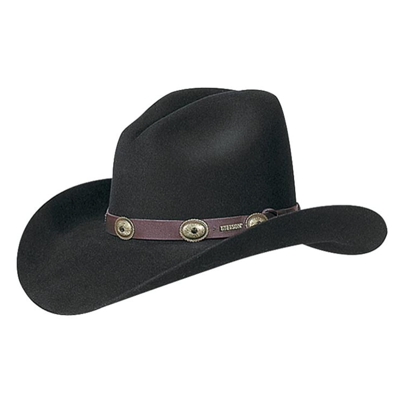 Tombstone Cowboy Hat by Stetson - black 1 2c2b105c06b