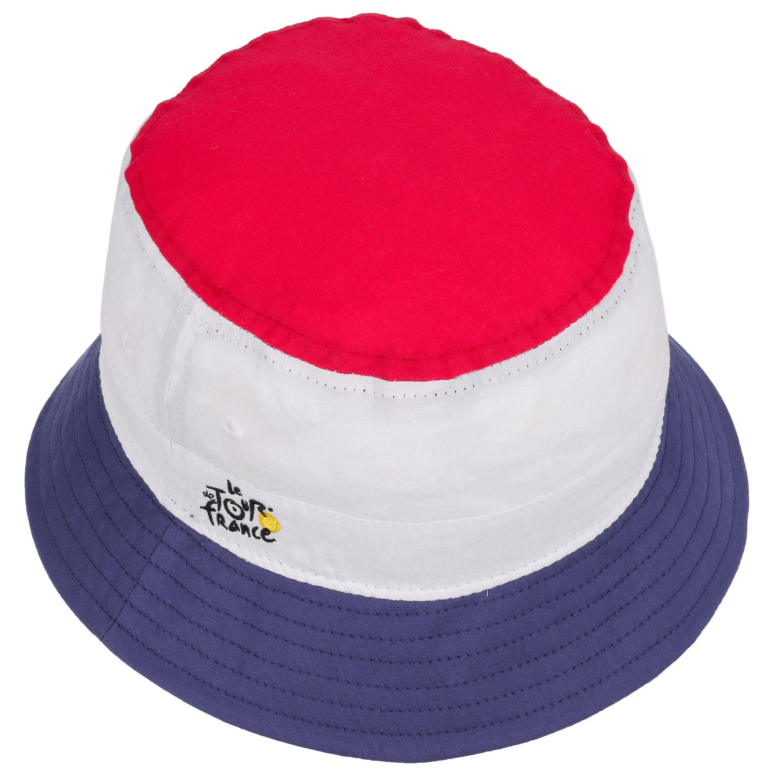 Tour De France Bucket Hat by New Era - white 1 ... 7413e86d3020