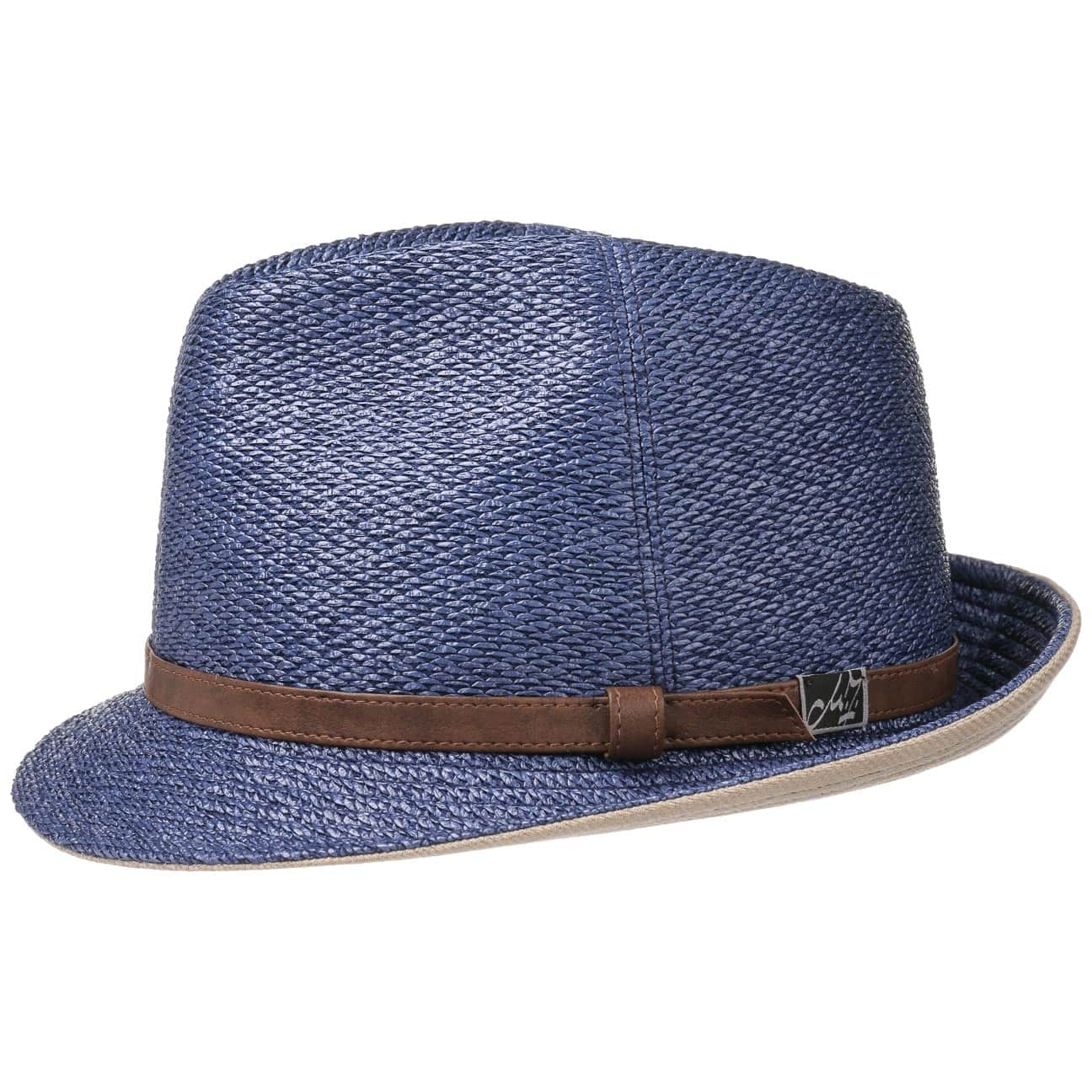 ... Trace Trilby Hat by Mayser - blue 4 0105094aa79e