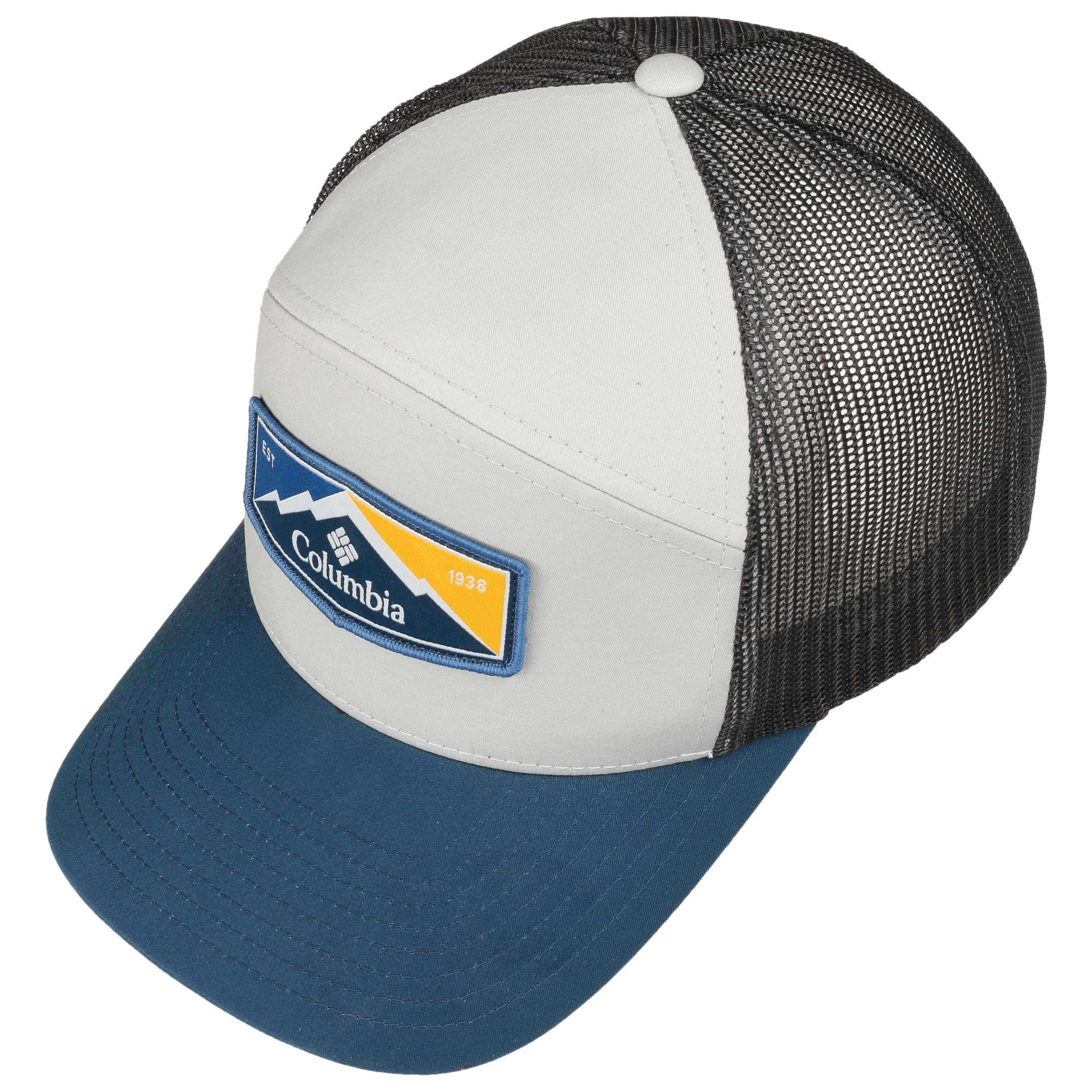 28f83d50910a4 Trail Evolution II Trucker Cap by Columbia - anthracite 1 ...