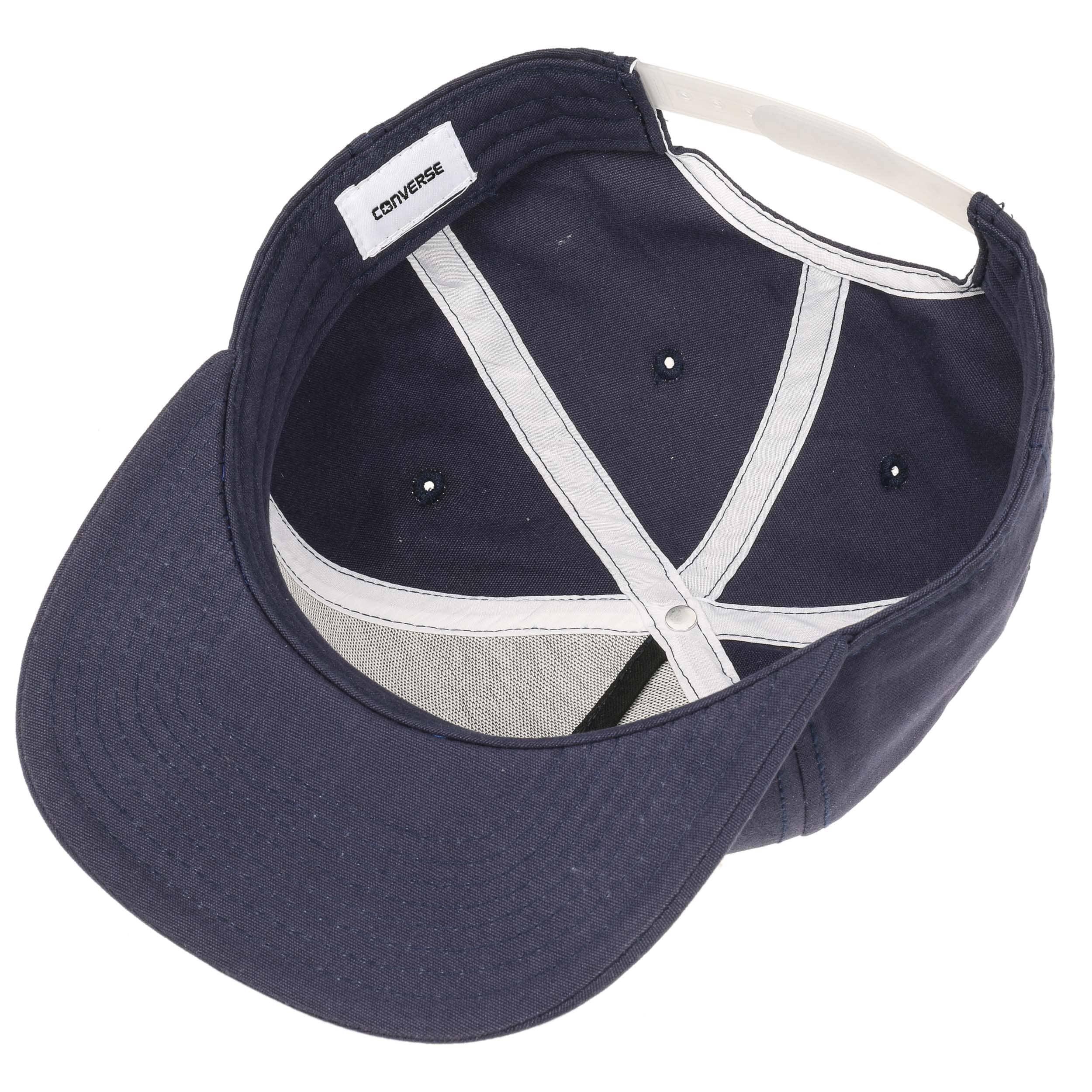 035e3a12 ... black 1 · Translucent C Snapback Cap by Converse - blue 2 ...